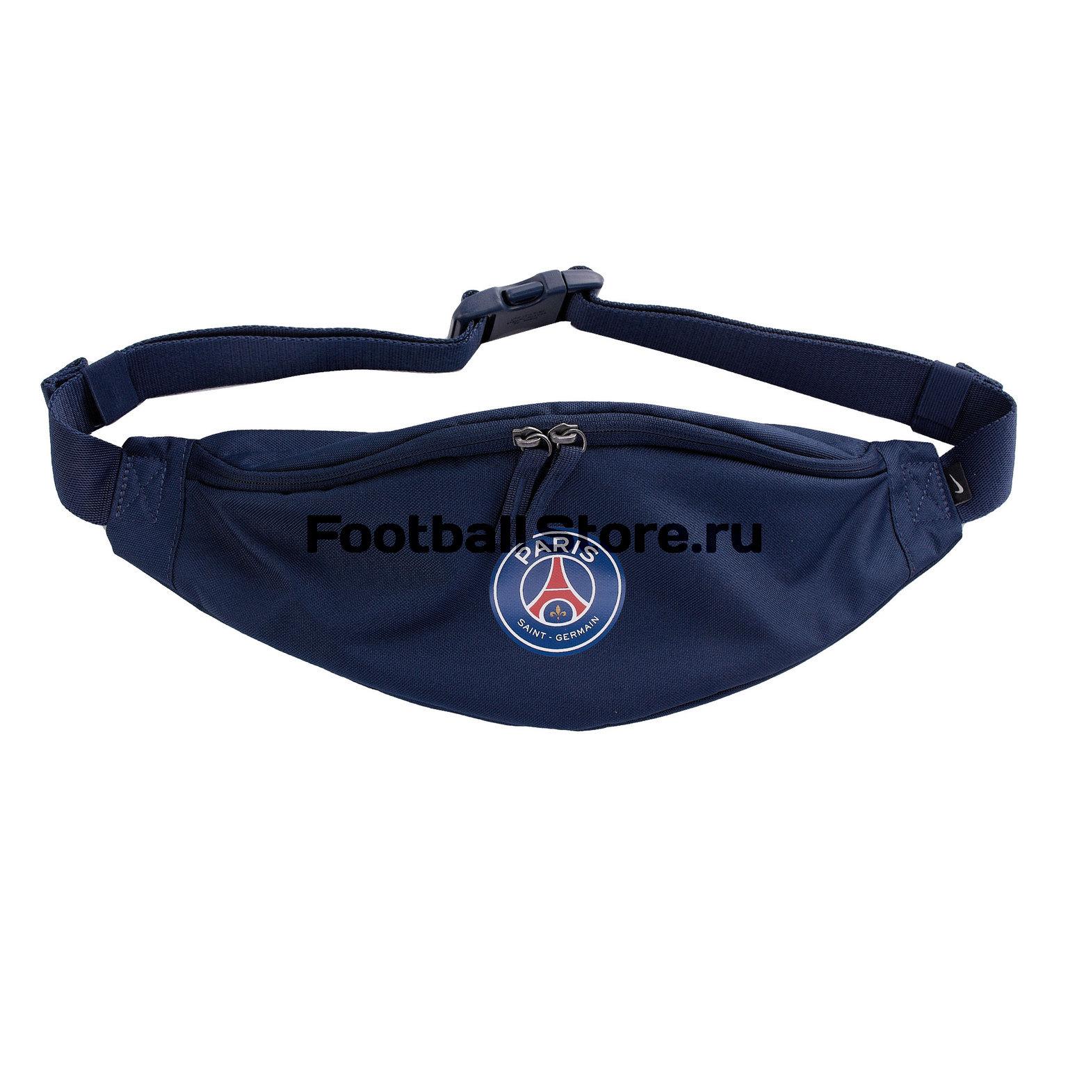 Сумка на пояс Nike PSG Stadium BA5945-410 цены онлайн