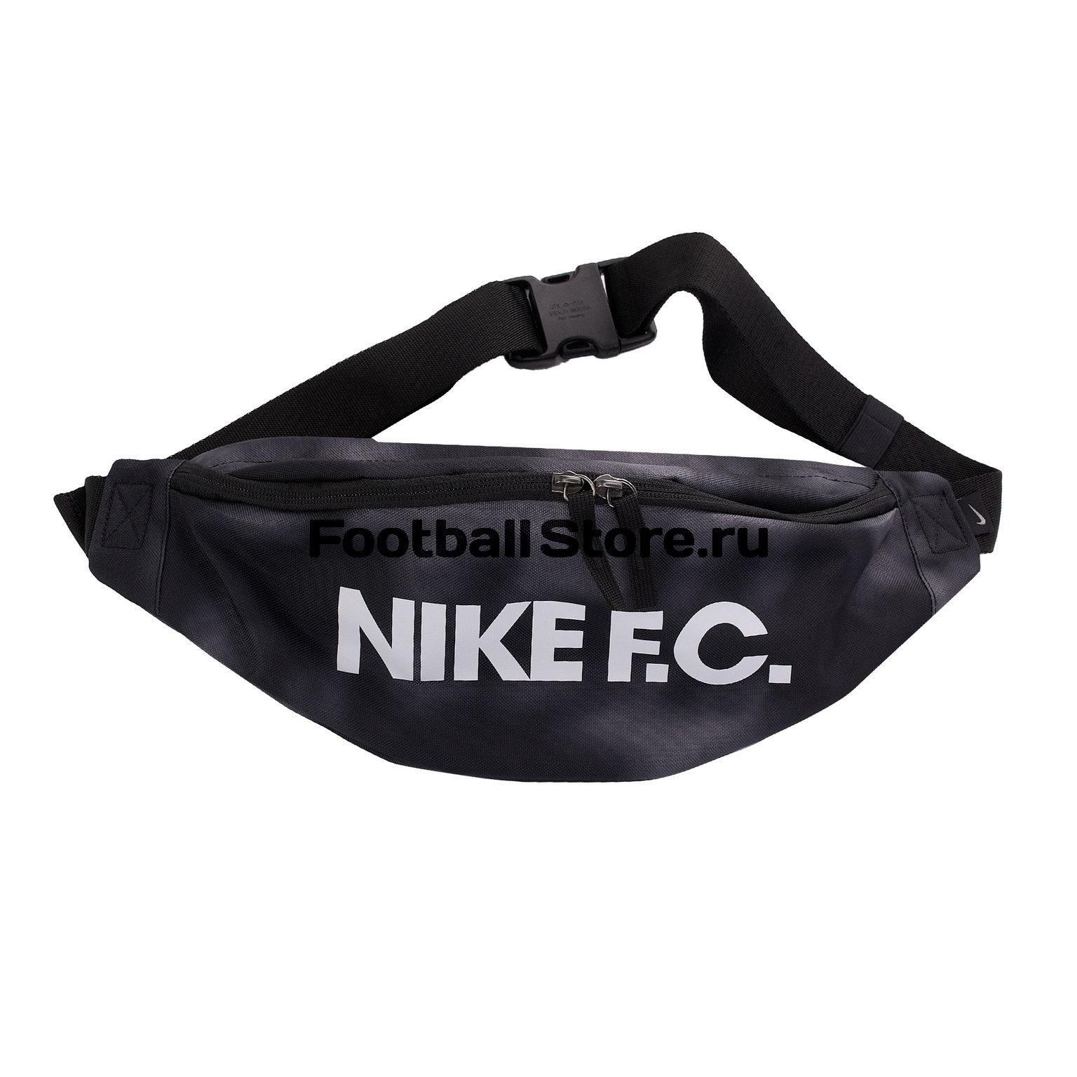 Сумка на пояс Nike F.C. Hip Pack BA6110-010 цены онлайн