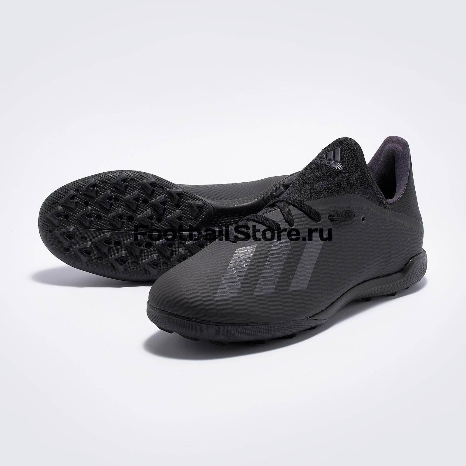 Шиповки Adidas X 19.3 TF F35373 шиповки детские adidas x tango 18 3 tf db2422