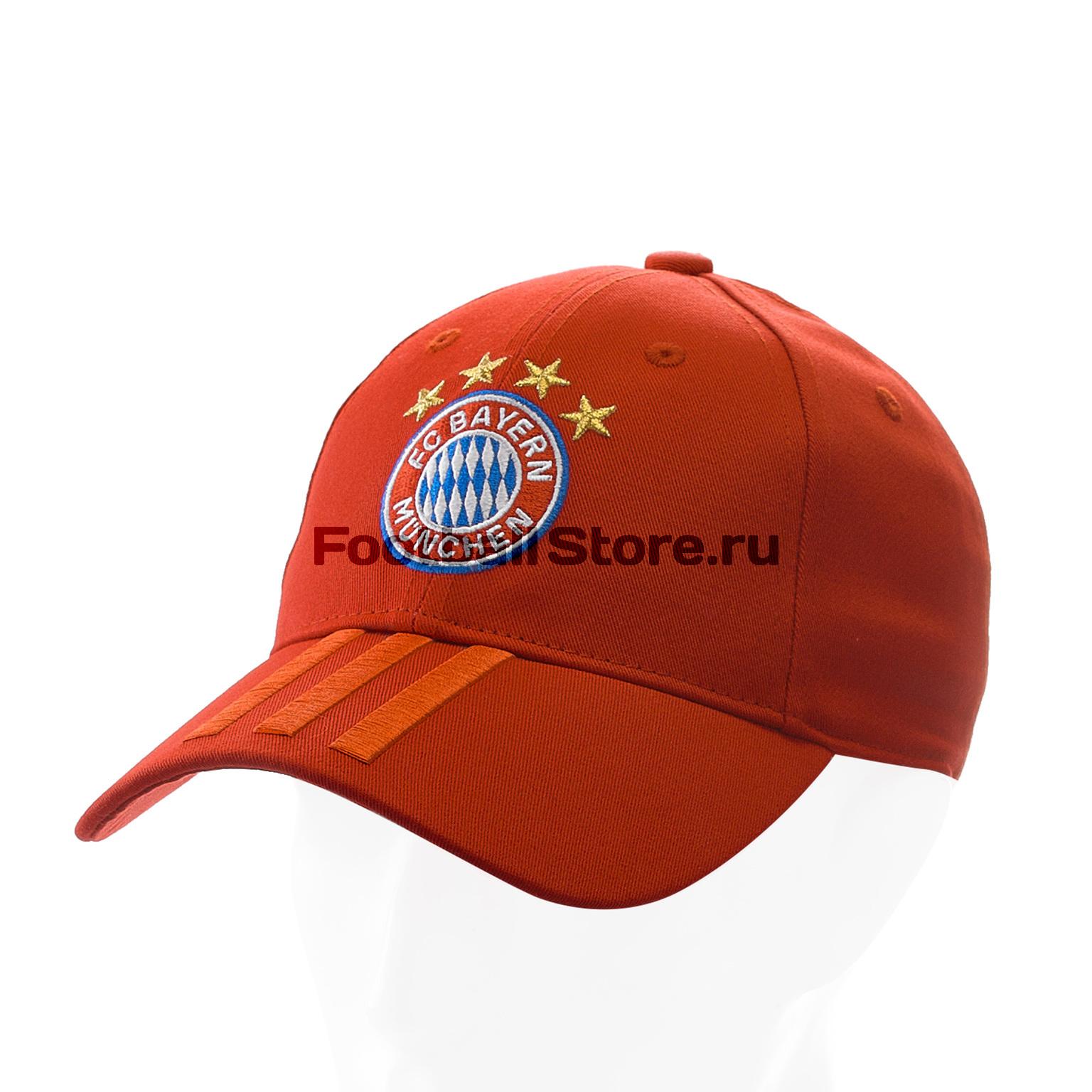 Бейсболка Adidas Bayern Cap DY7677
