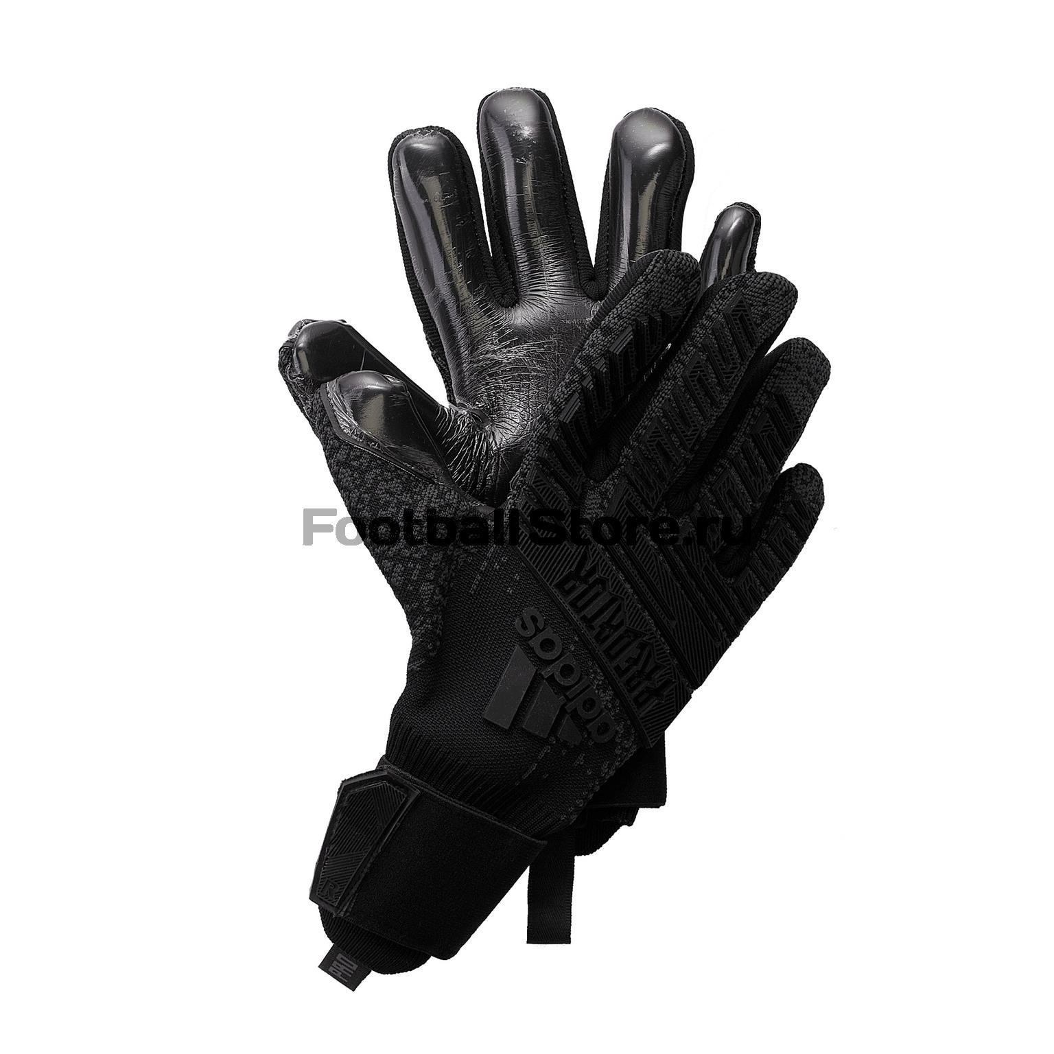 Перчатки вратарские Adidas Predator Pro DY2596
