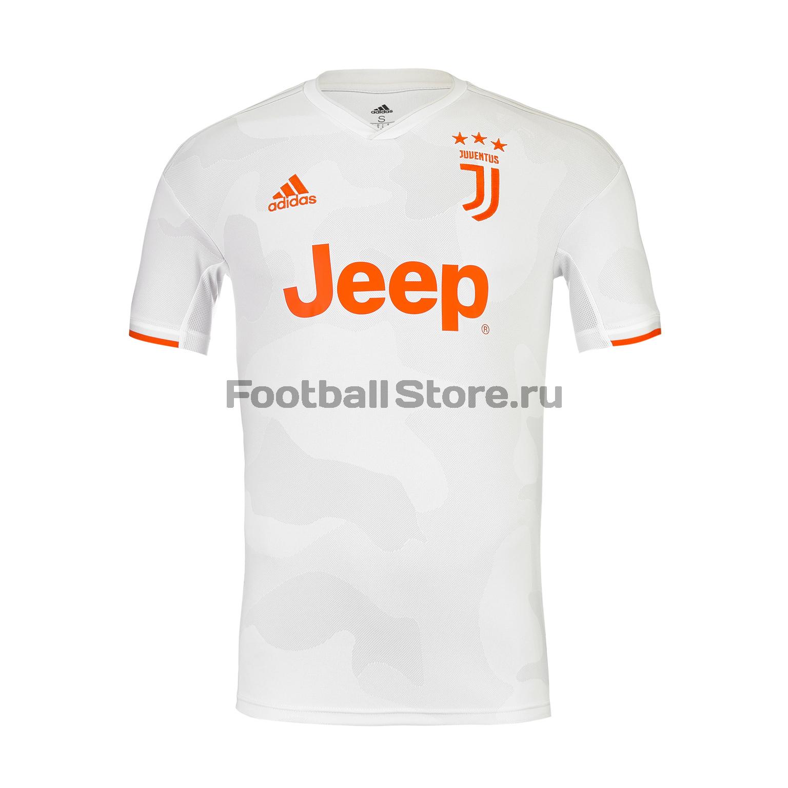 Фото - Футболка выездная игровая Adidas Juventus 2019/20 выездная игровая футболка nike фк зенит 2019 20