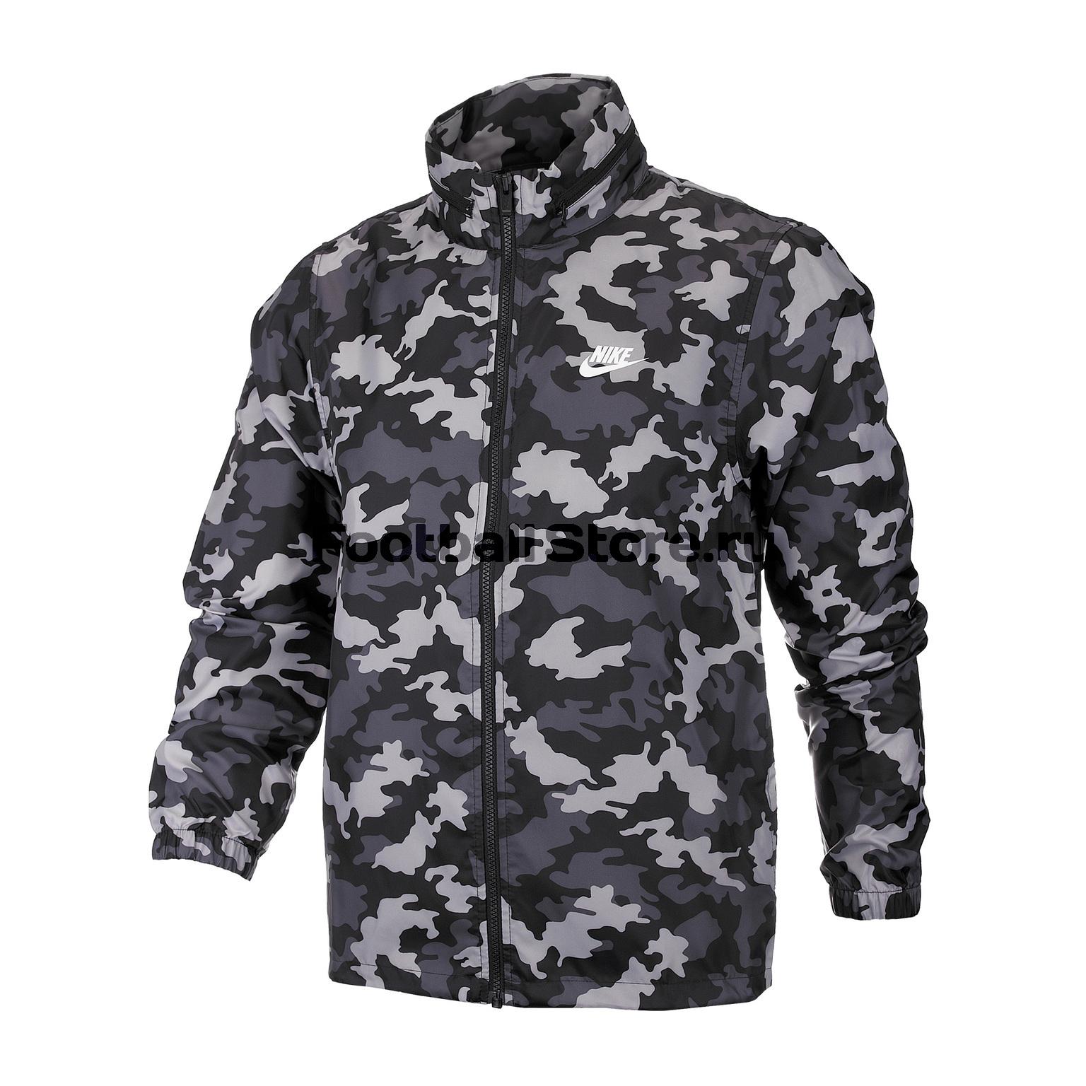 Куртка Nike Windbreaker Camo BV2979-010