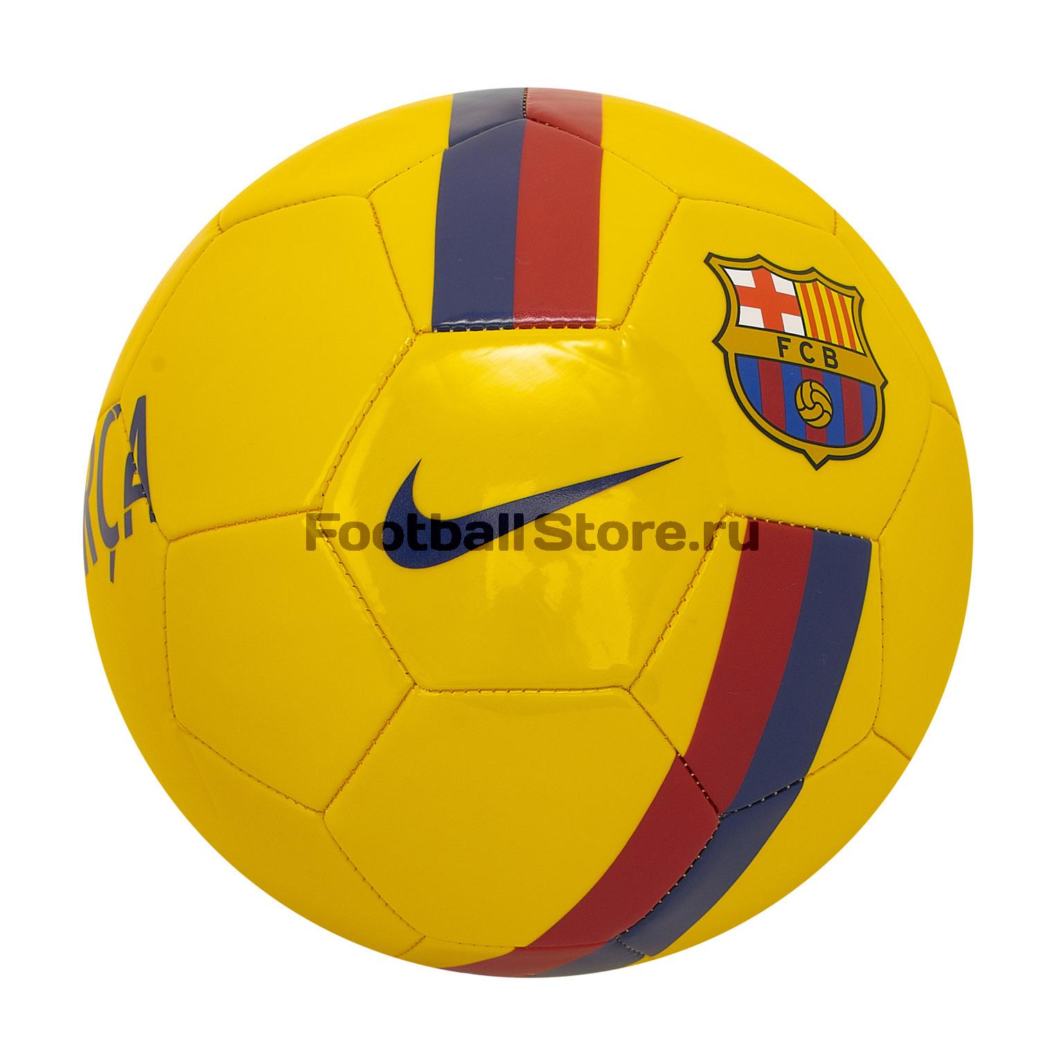 Футбольный мяч Nike Barcelona SC3779-726