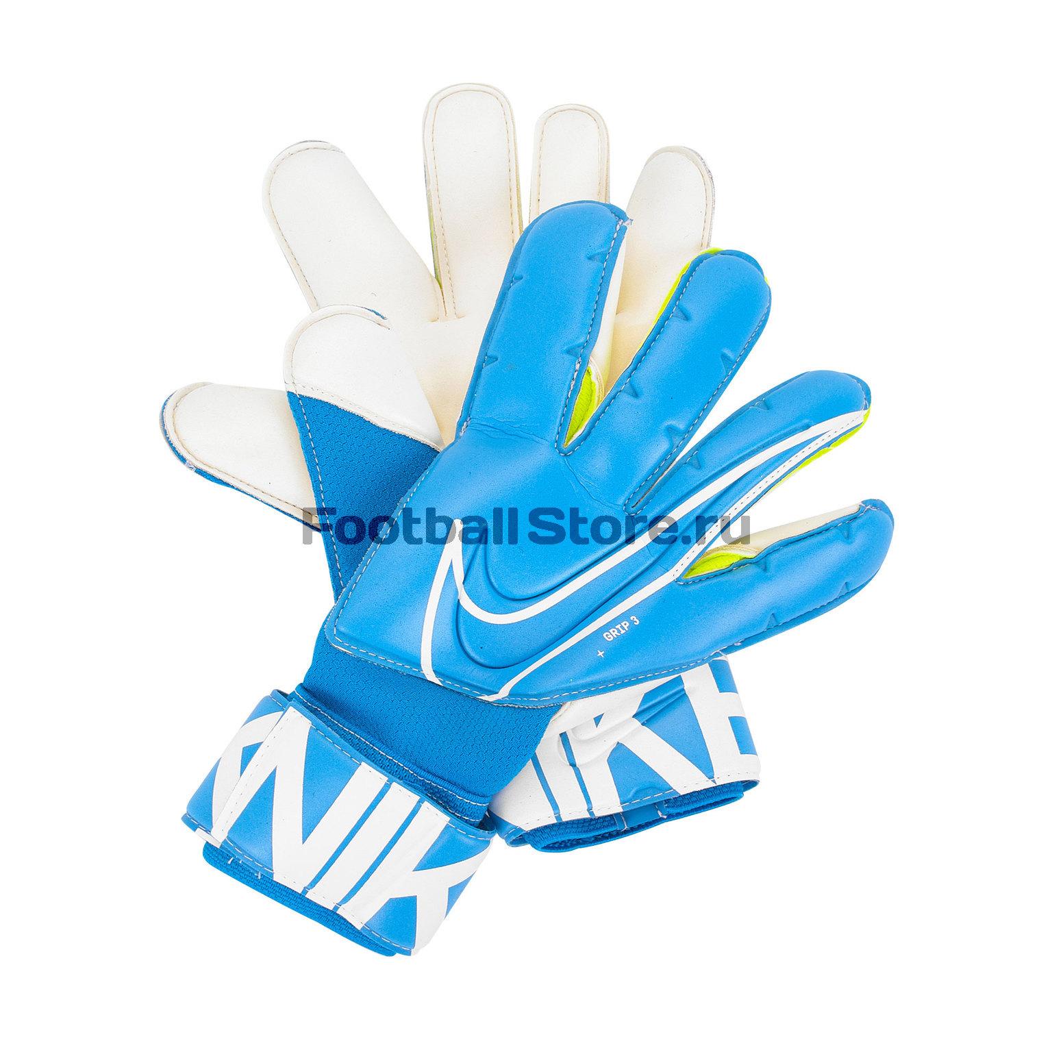 цена на Перчатки вратарские Nike Grip 3 GS3381-486