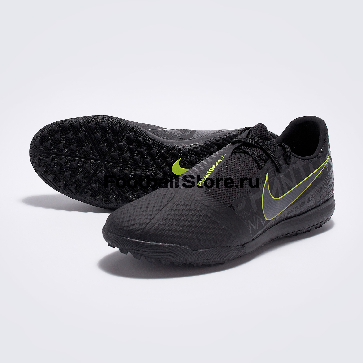 Шиповки Nike Phantom Venom Academy TF AO0571-007 цена в Москве и Питере