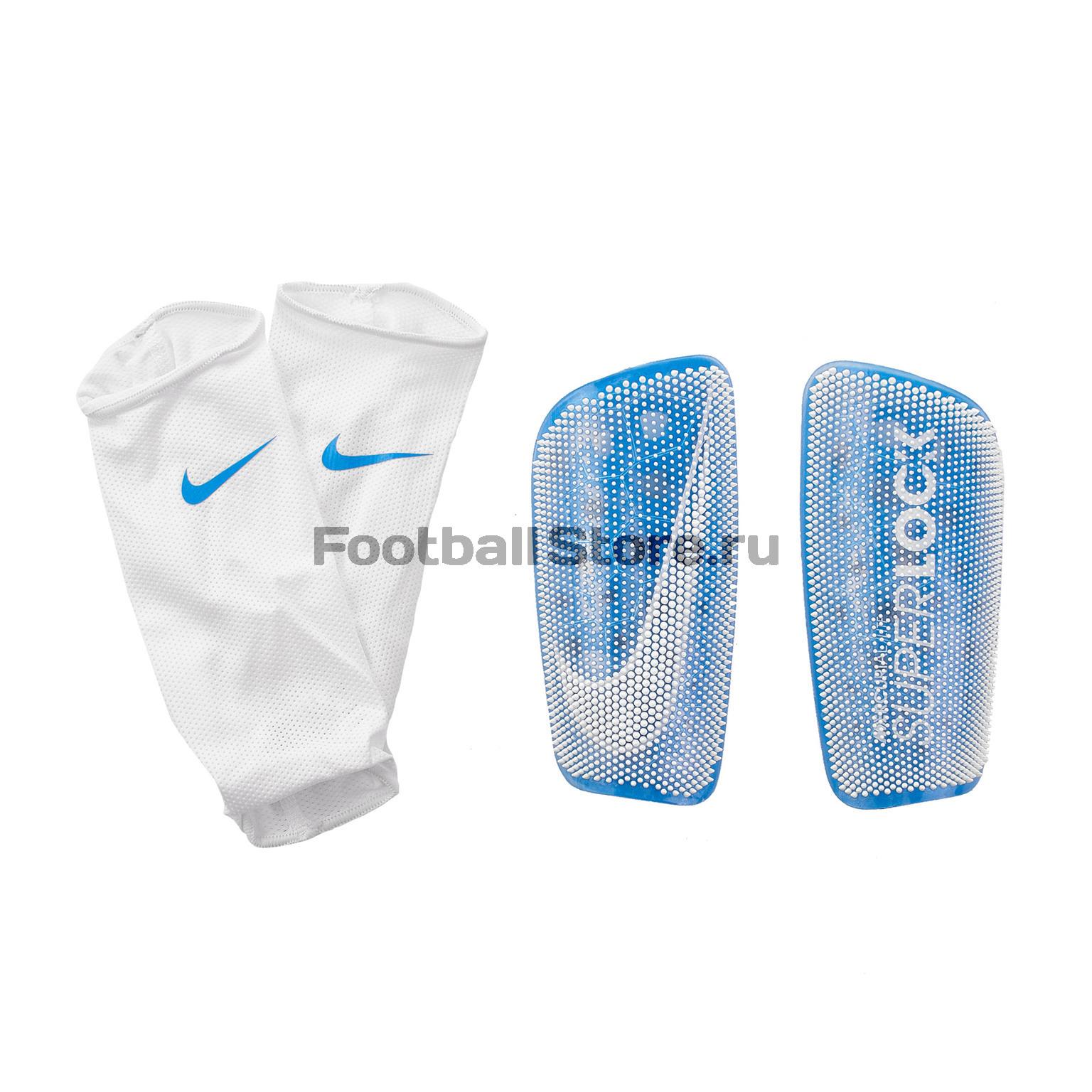 Щитки Nike Mercurial Lite Superlock CK2167-486