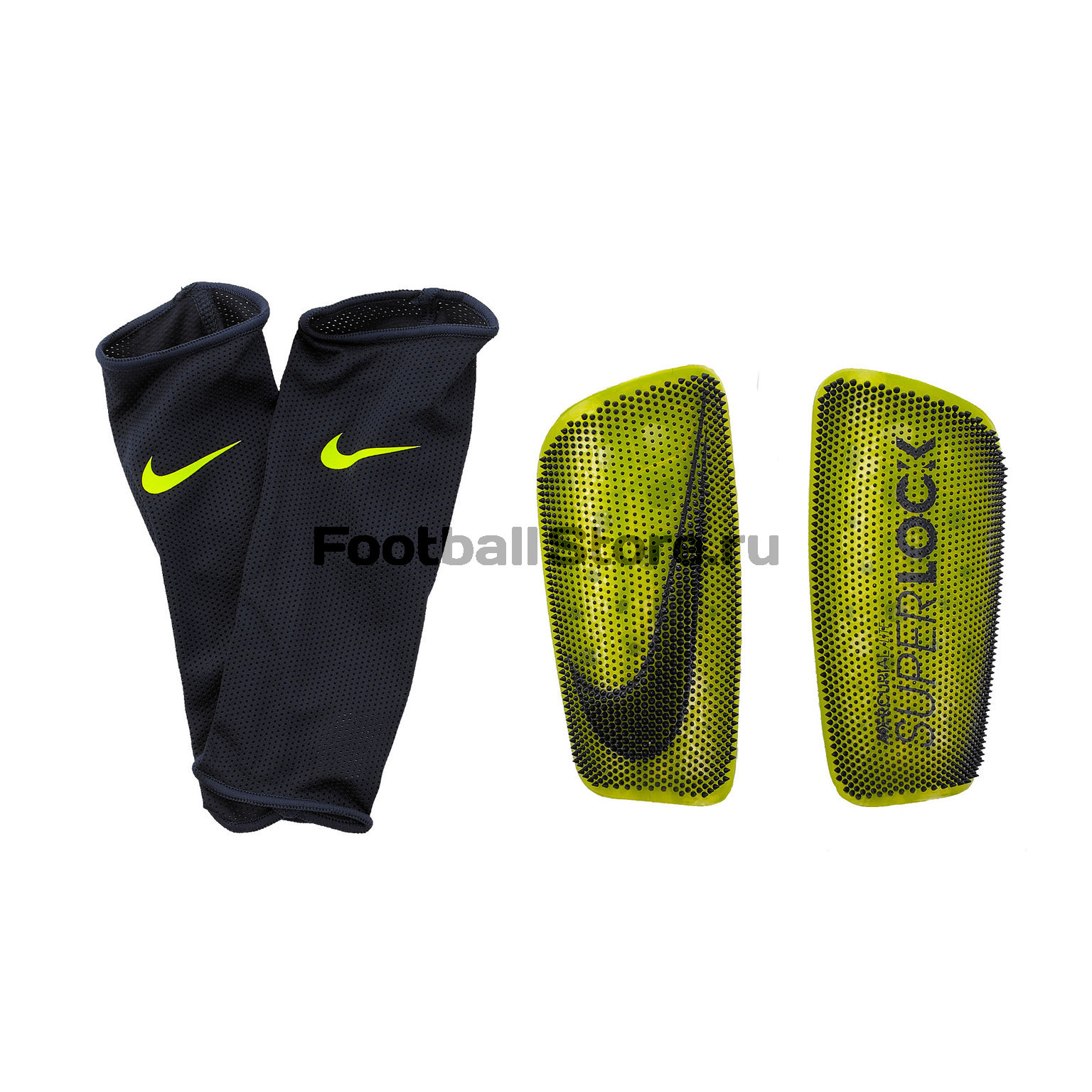 Щитки Nike Mercurial Lite Superlock CK2167-702