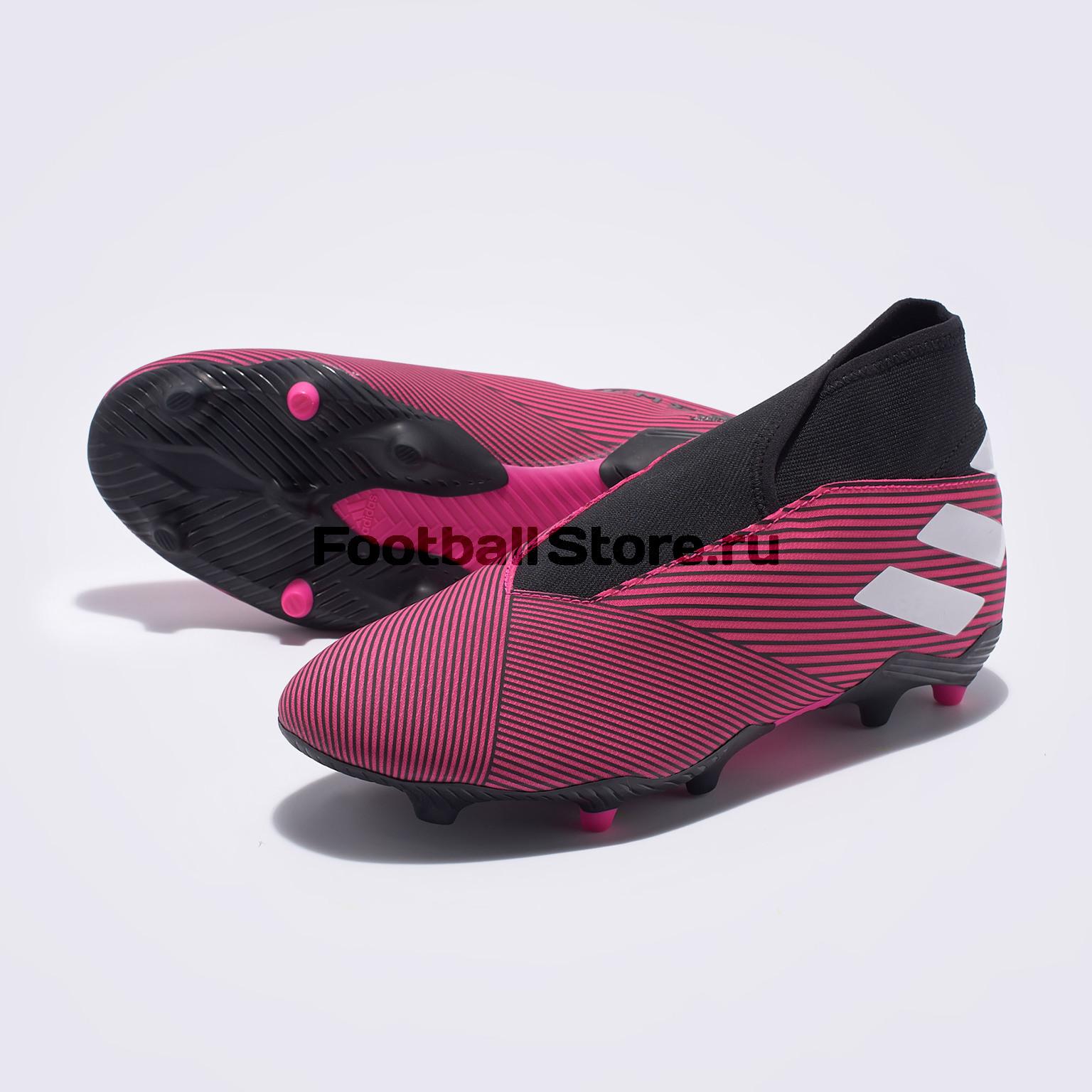 Бутсы Adidas Nemeziz 19.3 LL FG EF0372