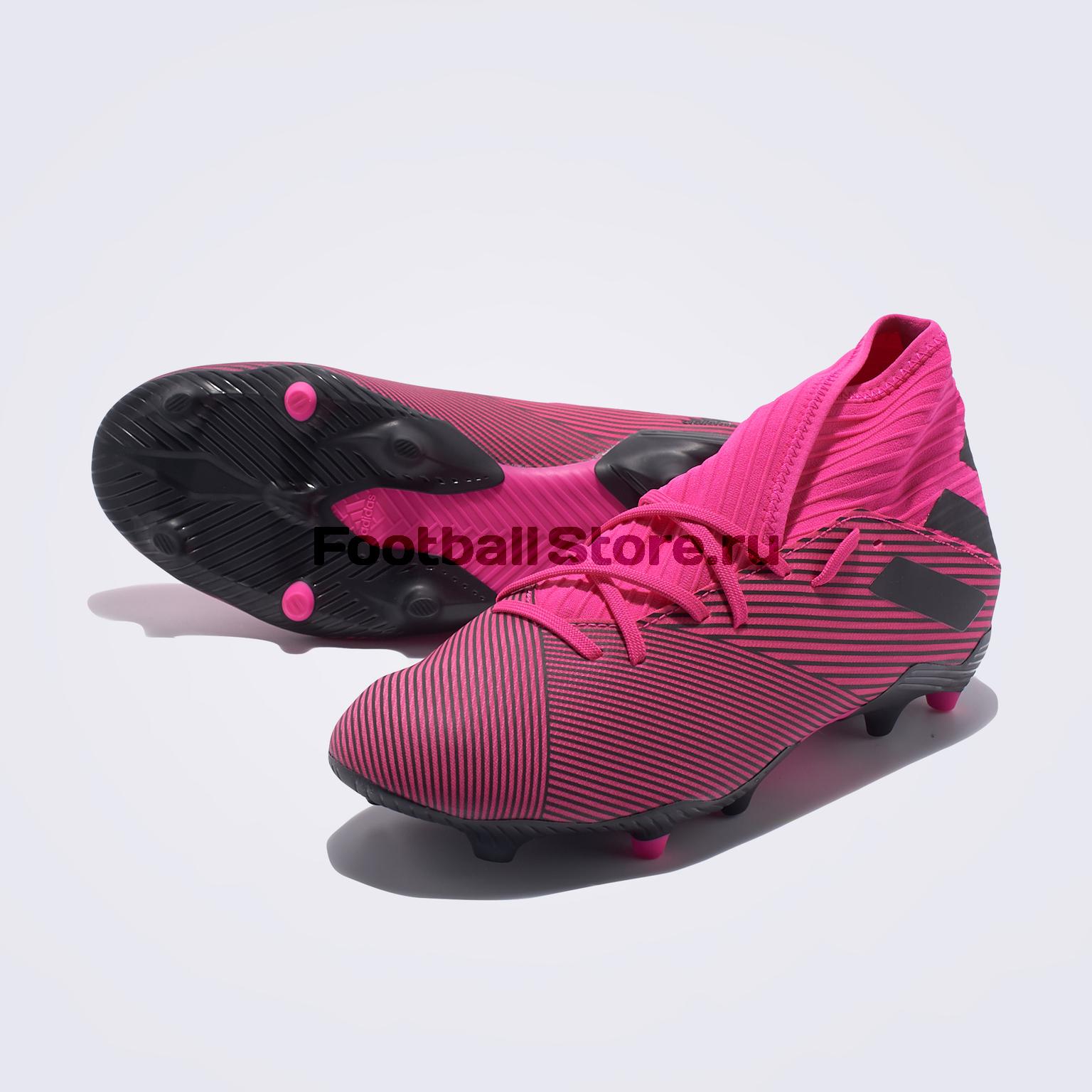 Бутсы Adidas Nemeziz 19.3 FG F34388