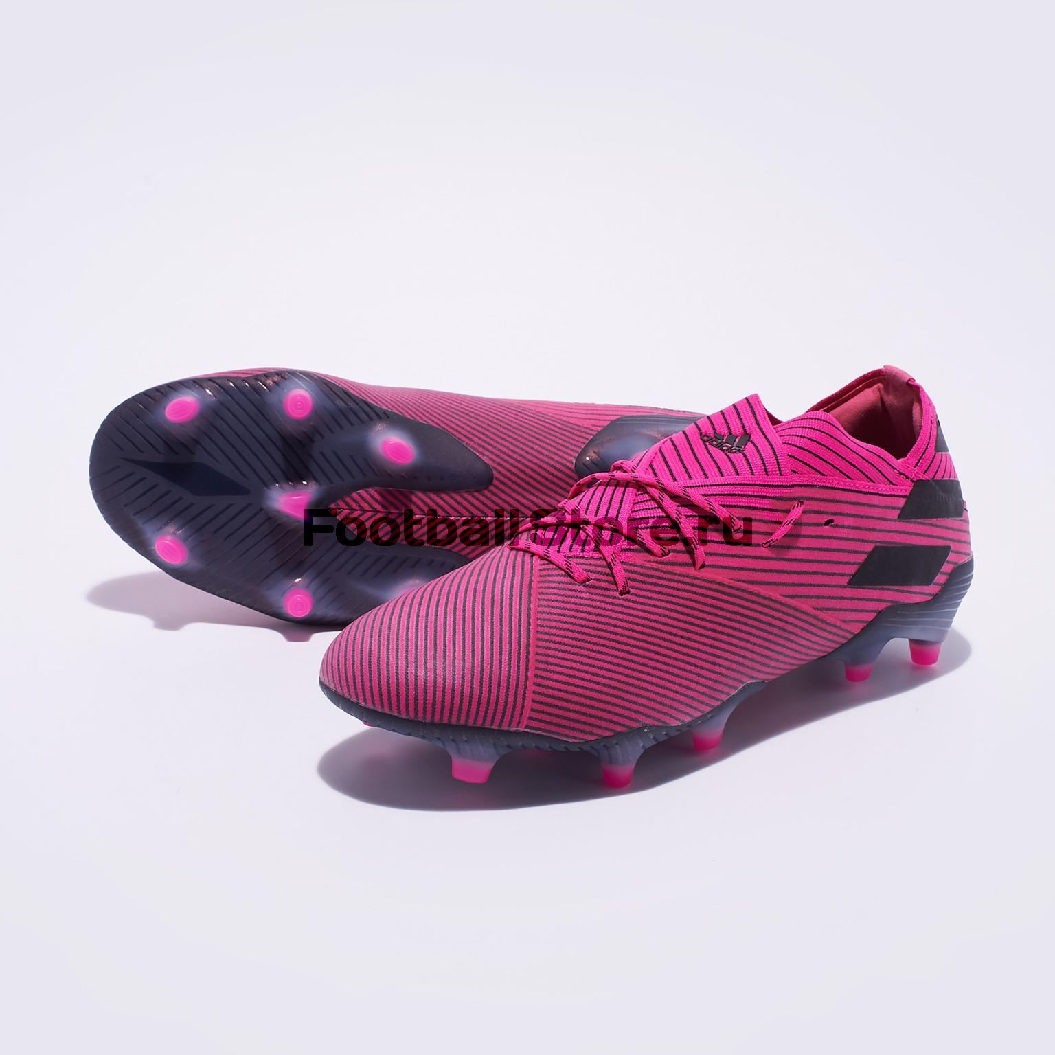 Бутсы Adidas Nemeziz 19.1 FG F34407