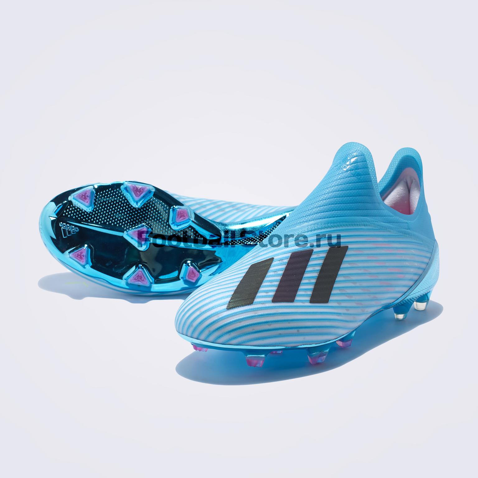 Бутсы Adidas X 19 + FG F35323