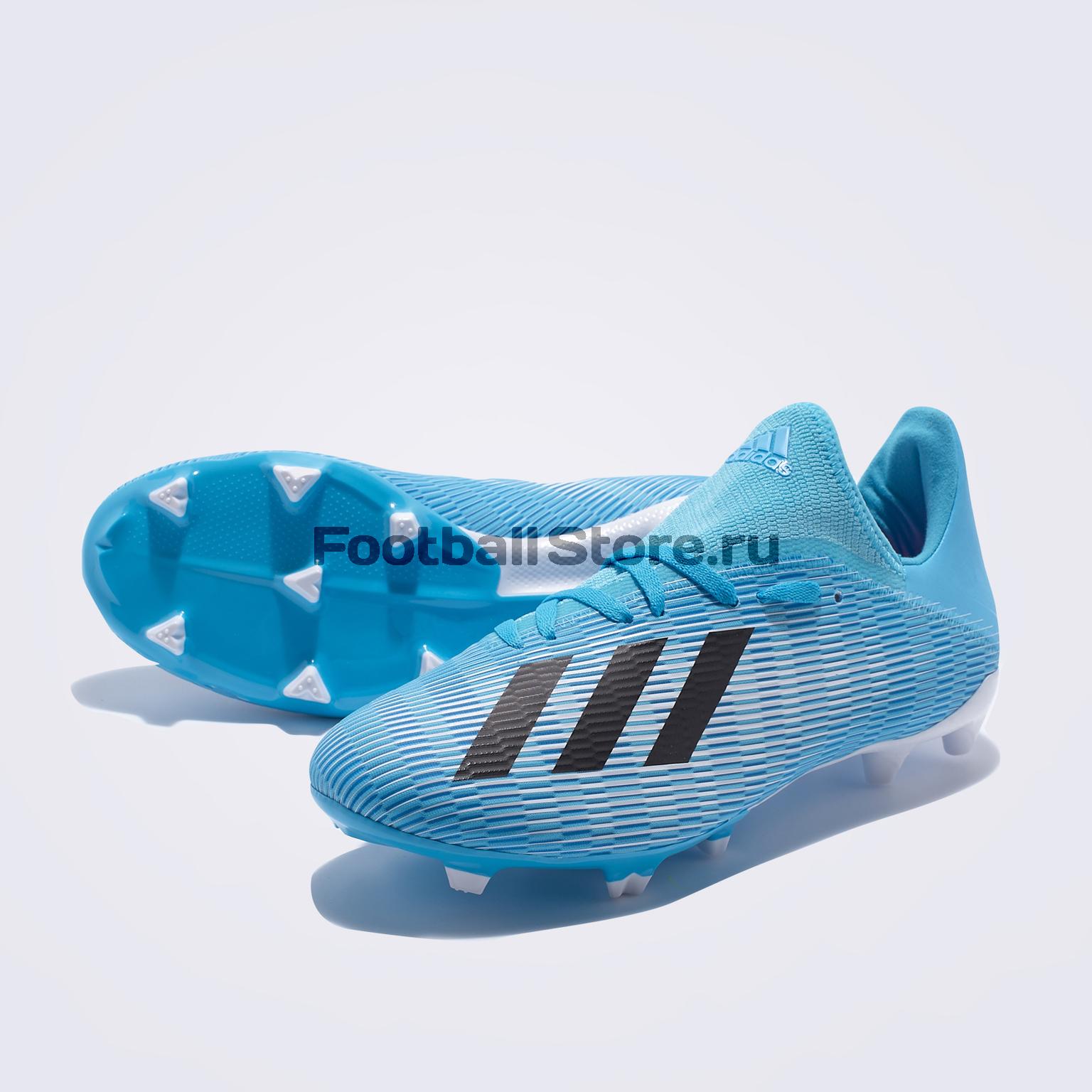 Бутсы Adidas X 19.3 FG F35383