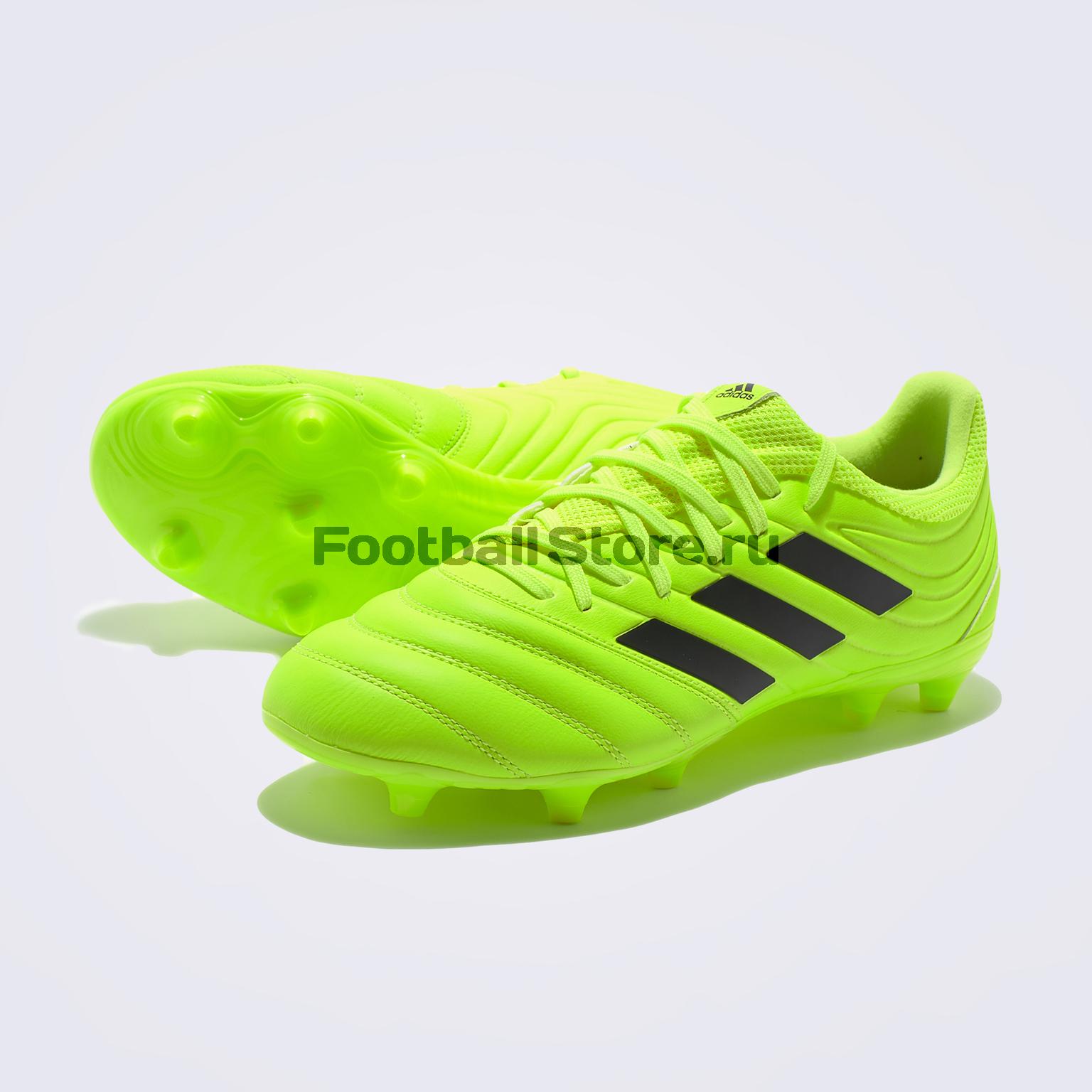 Бутсы Adidas Copa 19.3 FG F35495