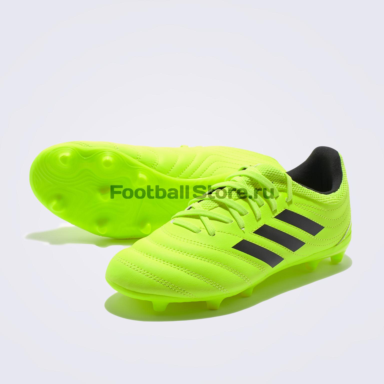 все цены на Бутсы детские Adidas Copa 19.3 FG F35466 онлайн