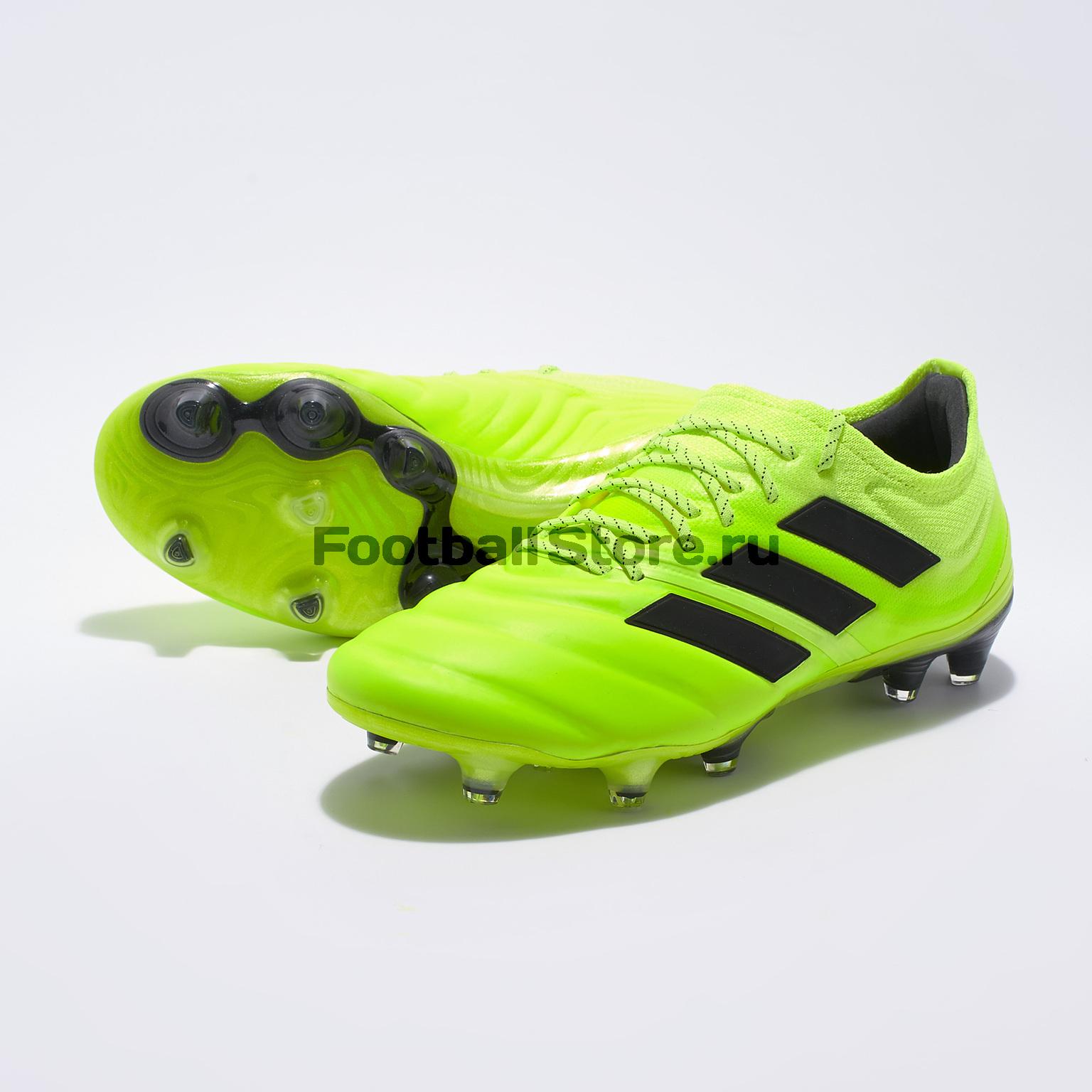 Бутсы Adidas Copa 19.1 FG F35519