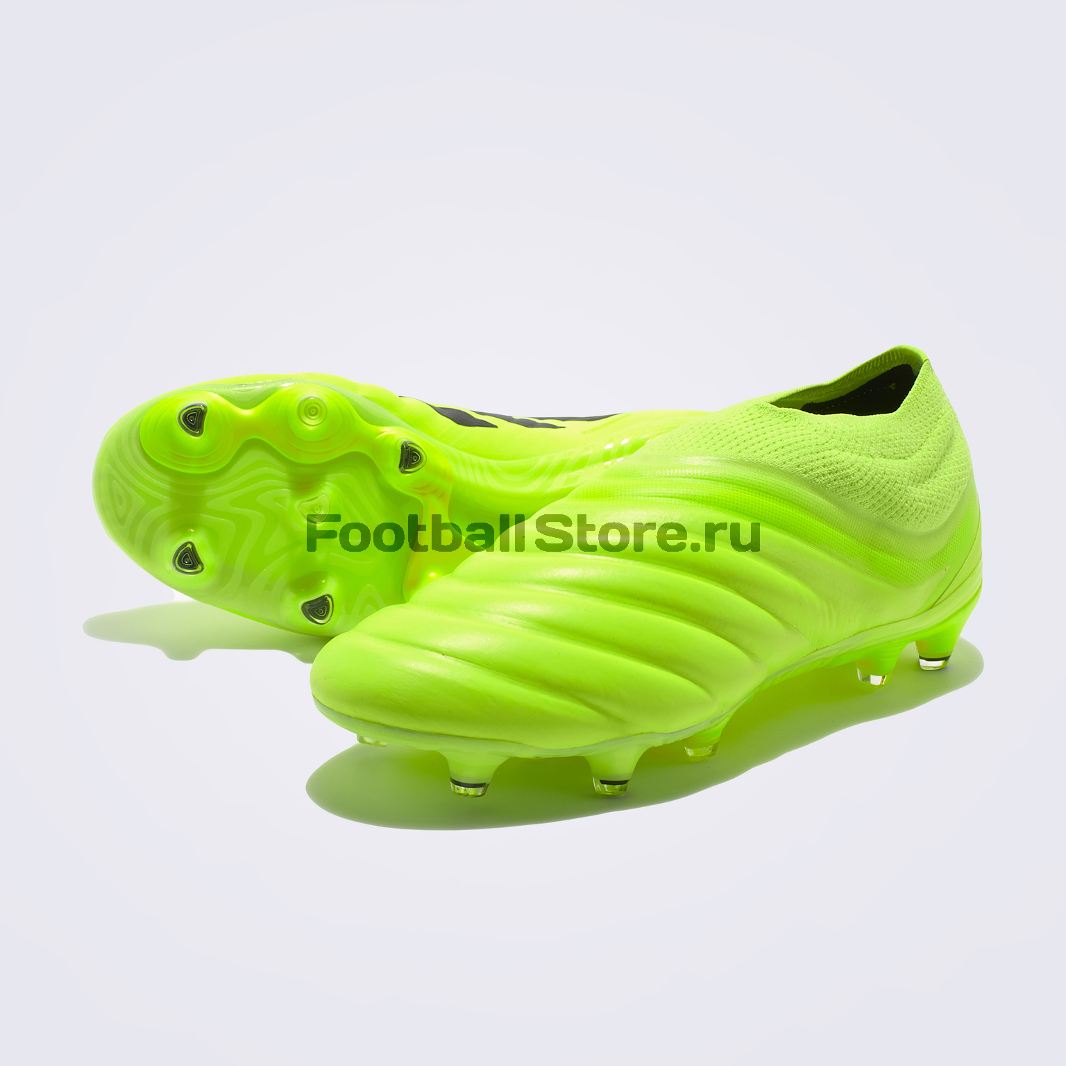 Бутсы Adidas Copa 19+ FG F35515