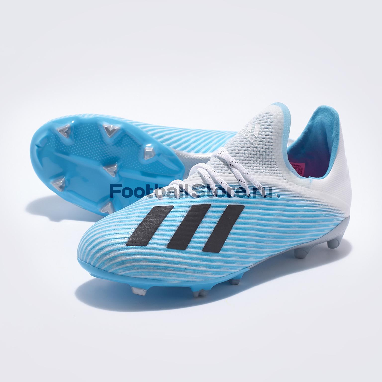 Бутсы детские Adidas X 19.1 FG