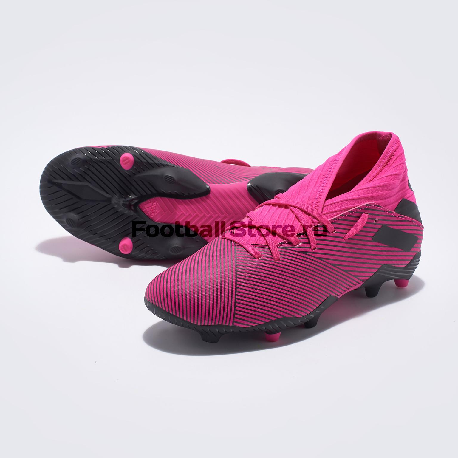 все цены на Бутсы детские Adidas Nemeziz 19.3 FG F99953 онлайн