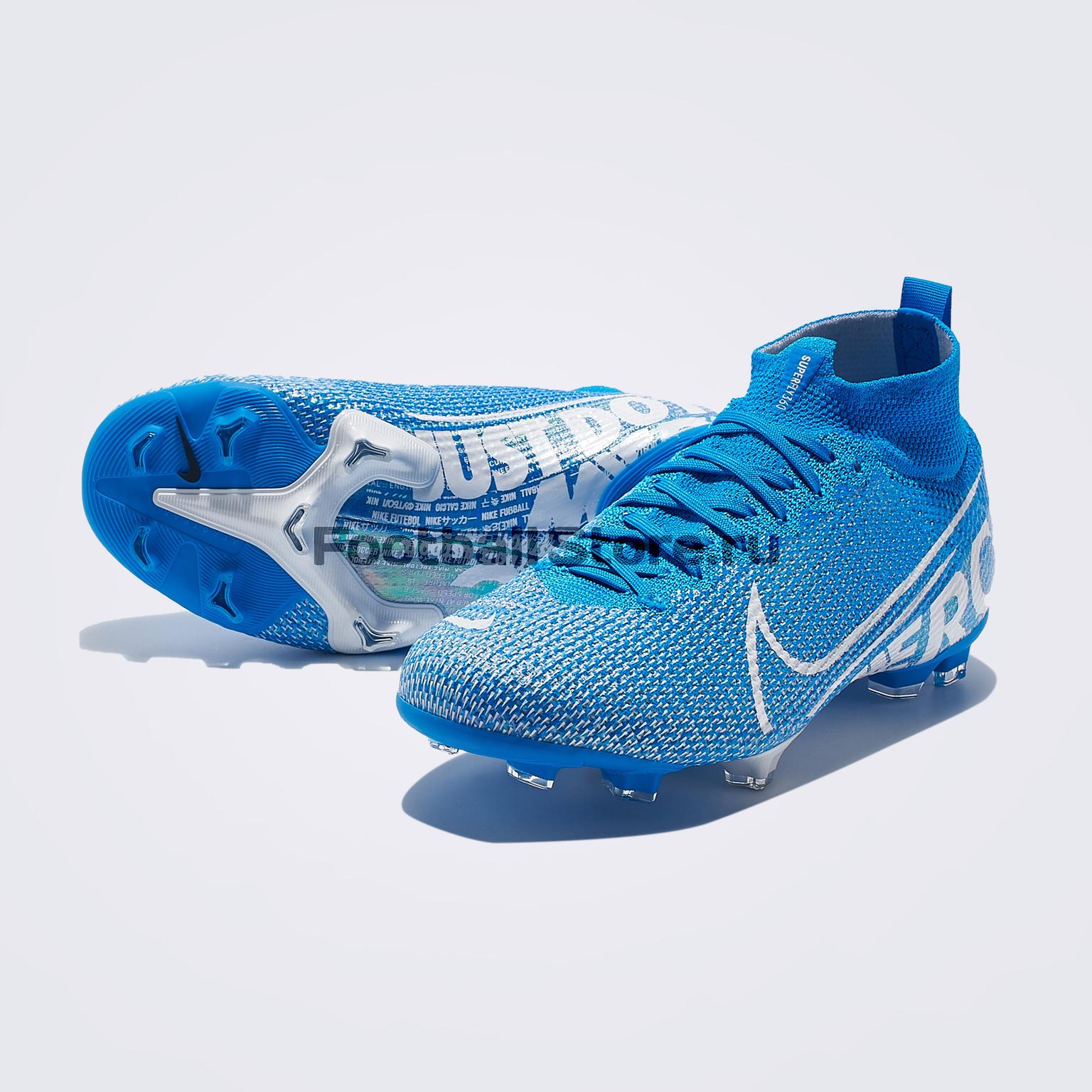 Бутсы детские Nike SuperFly 7 Elite FG AT8034-414