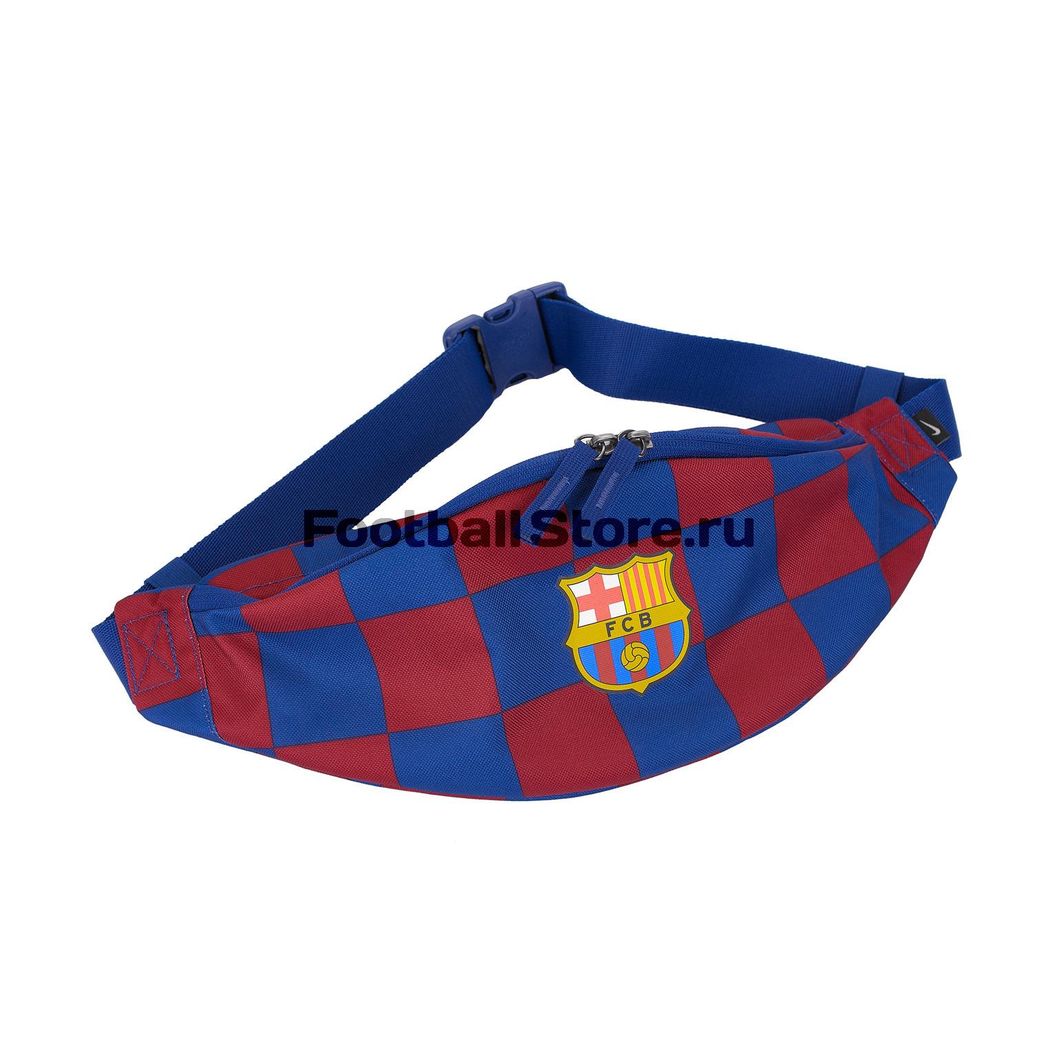 купить Сумка на пояс Nike Barcelona CK2822-455 дешево