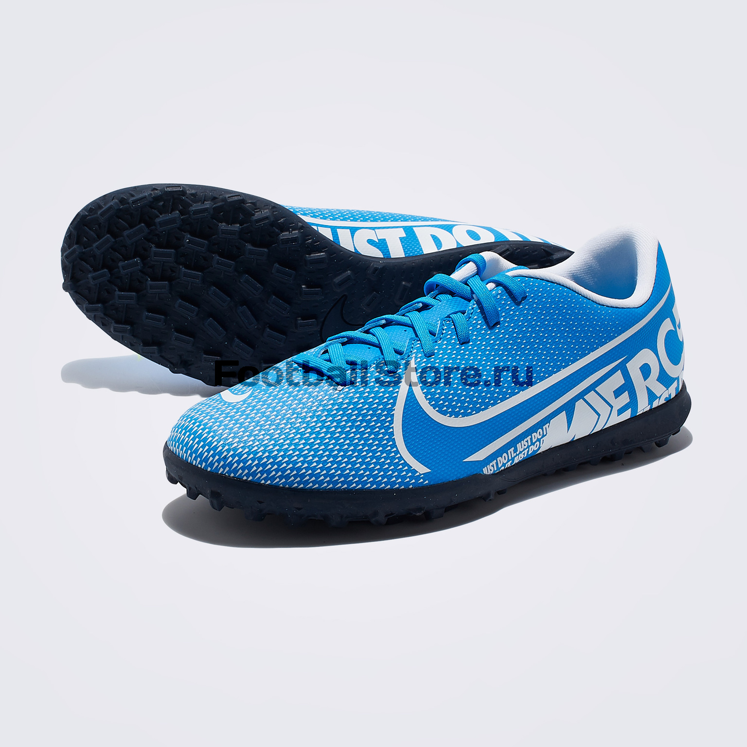 цены на Шиповки Nike Vapor 13 Club TF AT7999-414  в интернет-магазинах
