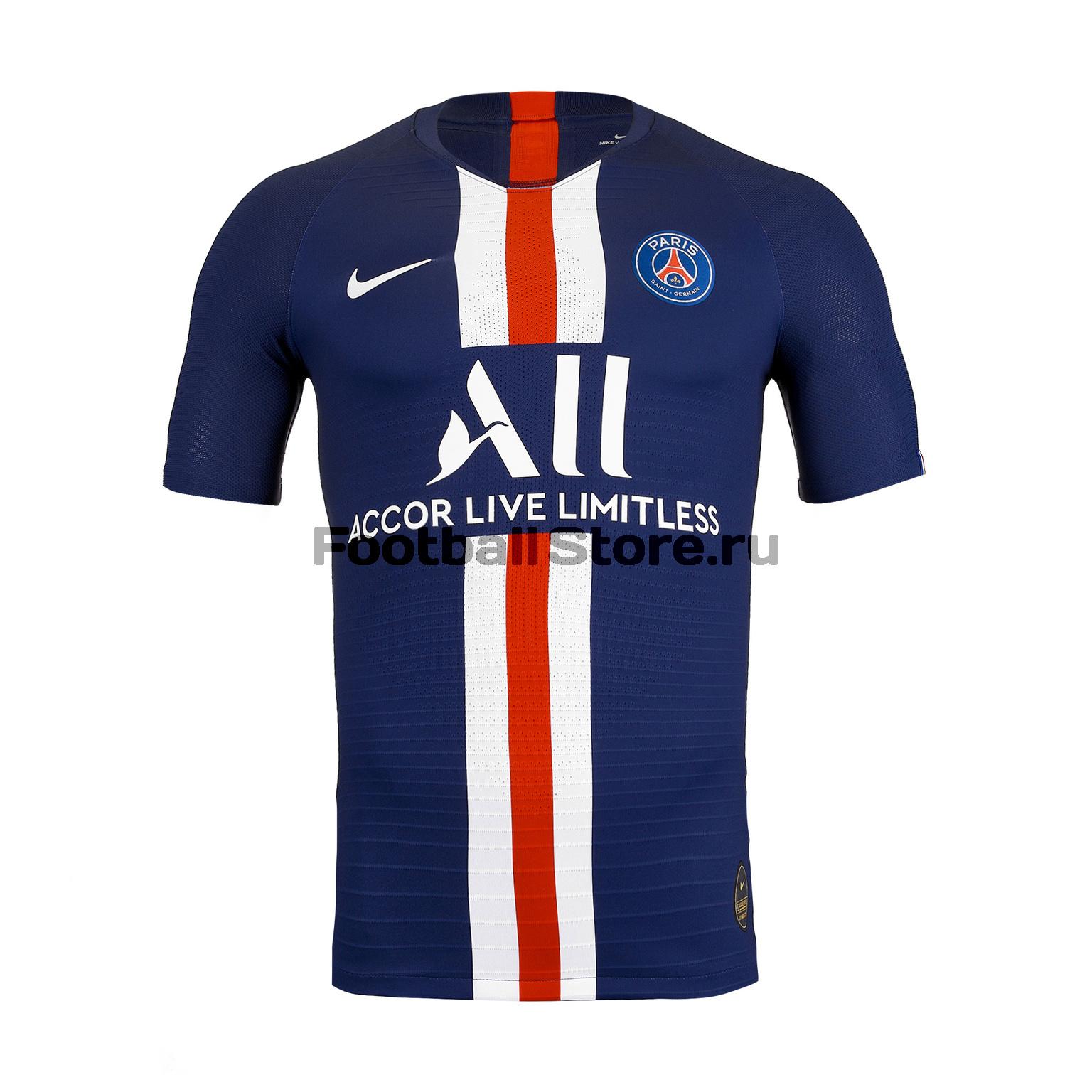 Оригинальная домашняя футболка Nike PSG 2019/20