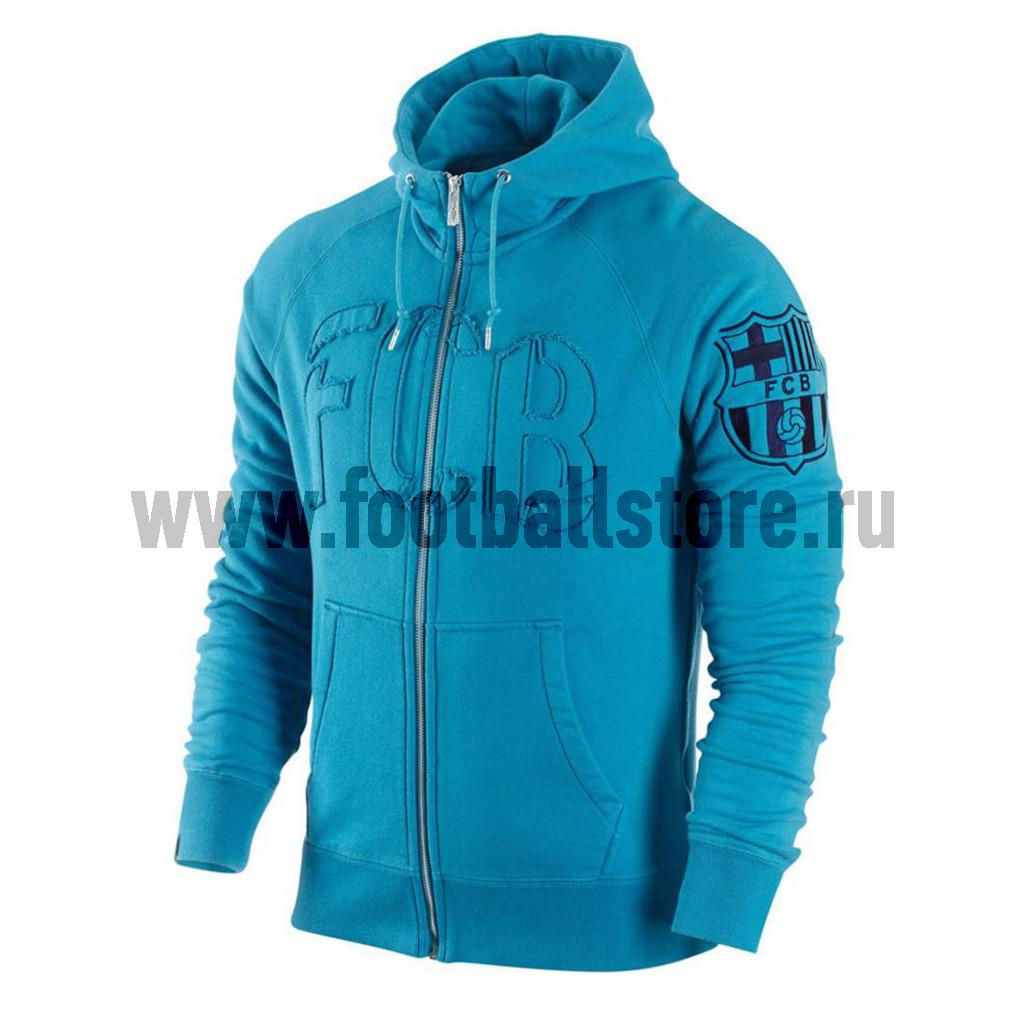 Barcelona Nike Толстовка Nike Barcelona Аuthentic AW77 FZ 478158-404