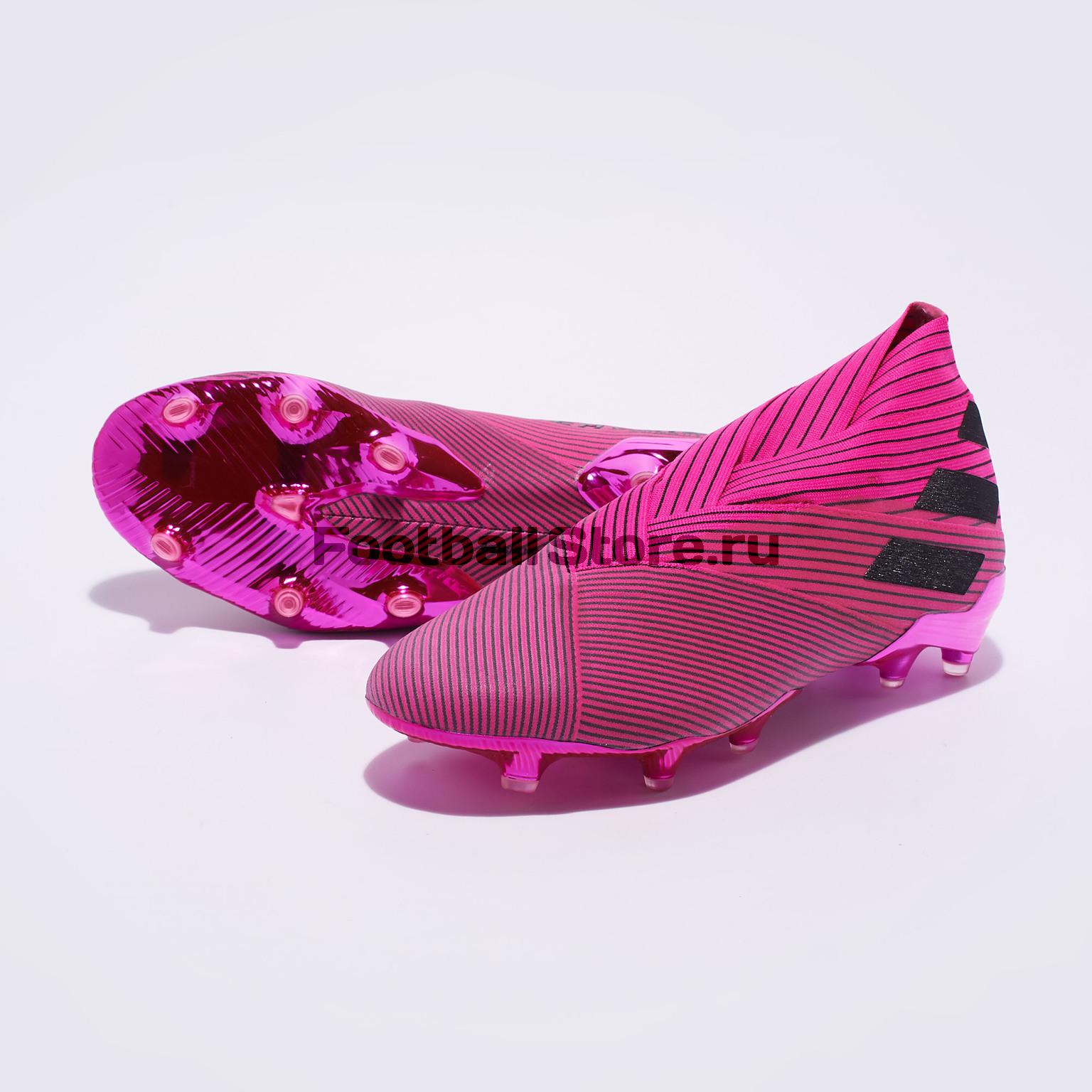 Бутсы Adidas Nemeziz 19+ FG F34403