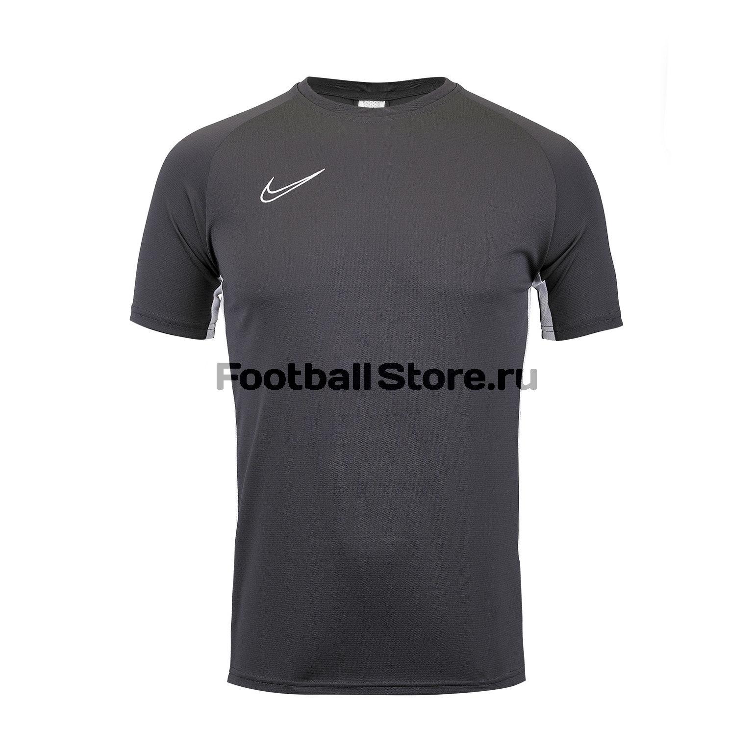 Футболка тренировочная подростковая Nike Dry Academy19 AJ9261-060