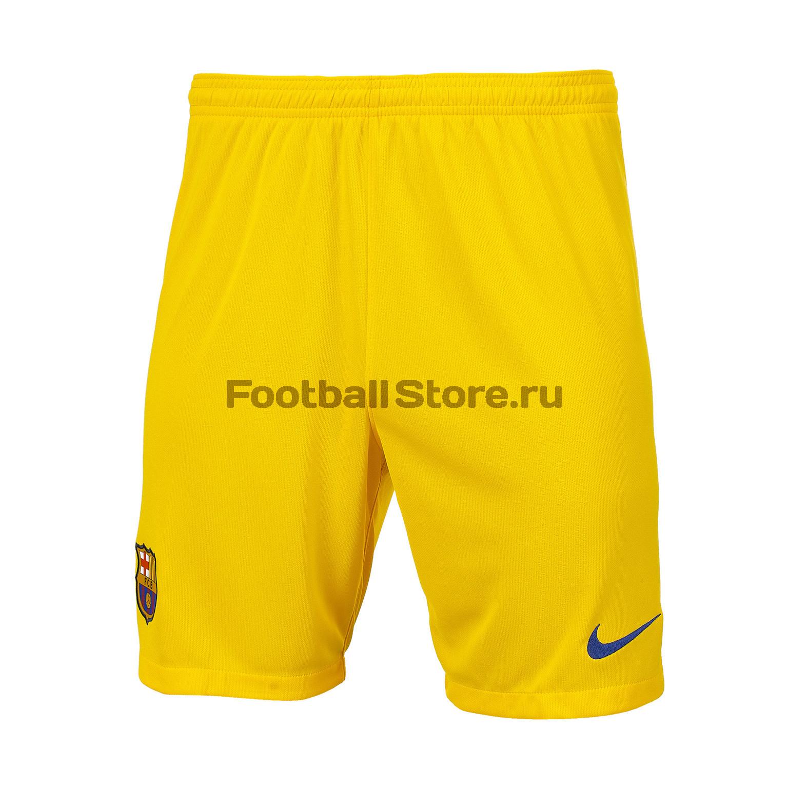 Шорты игровые Nike Barcelona Home/Away 2019/20 цена