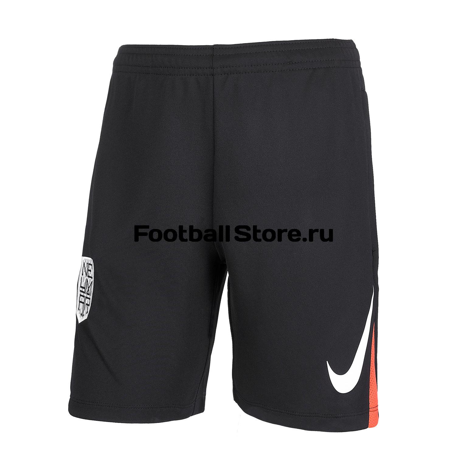 Шорты подростковые Nike Neymar Dry Short AT5727-010 цена и фото