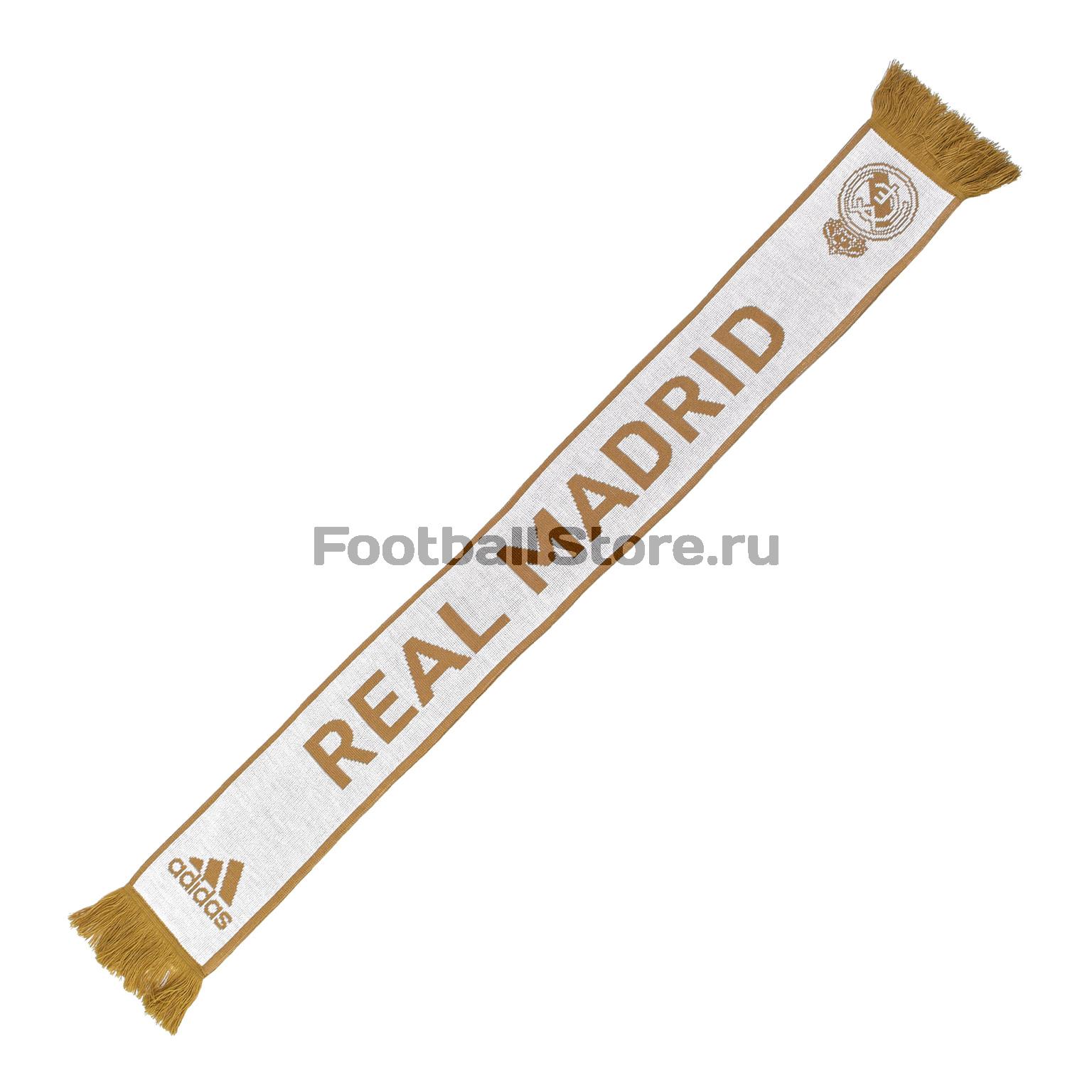 Шарф болельщика Adidas Real Madrid DY7706