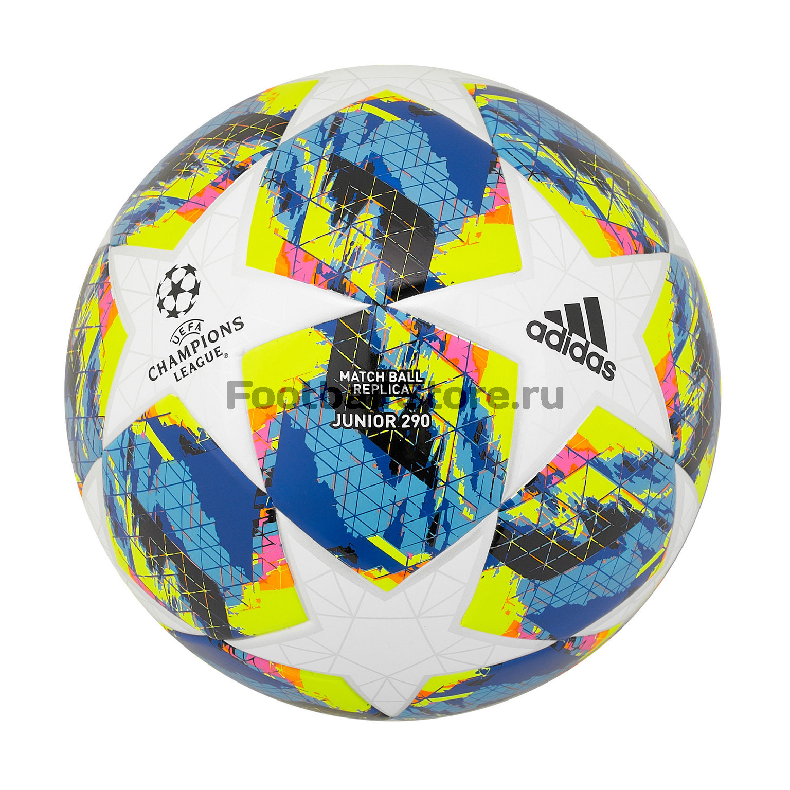 Футбольный мяч Adidas Finale J290 DY2549