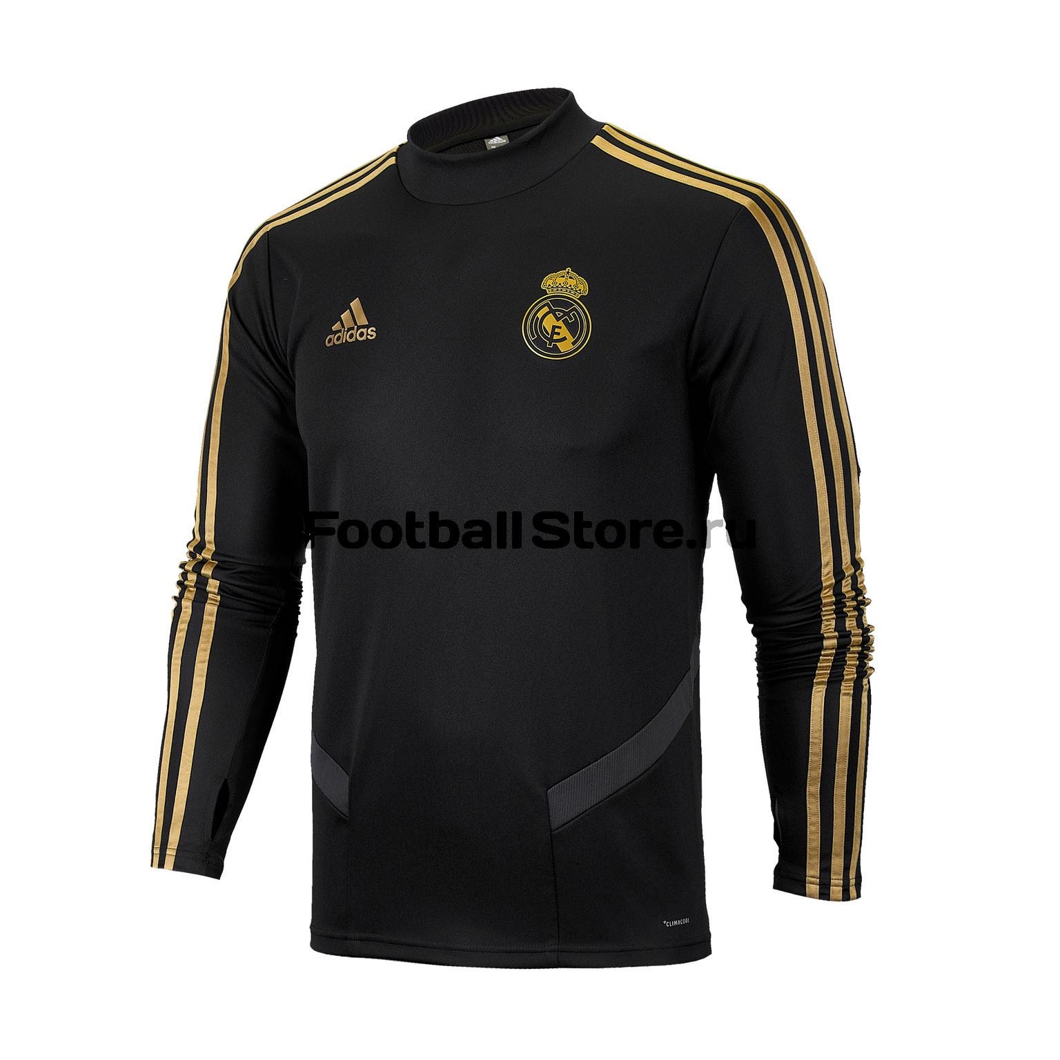 купить Свитер тренировочный Adidas Real Madrid DX7836 дешево