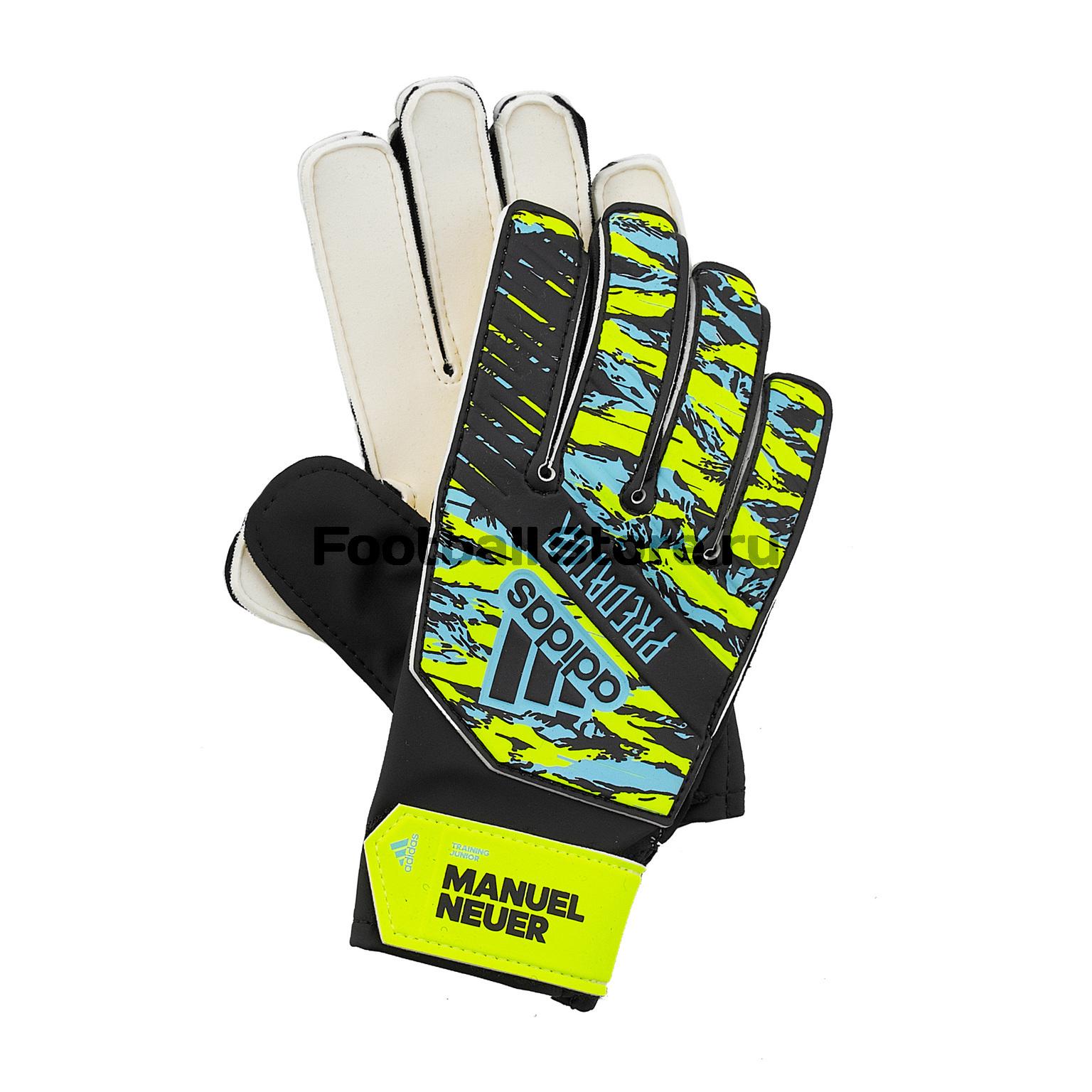 купить Перчатки вратарские детские Adidas Predator MN DY2623 недорого