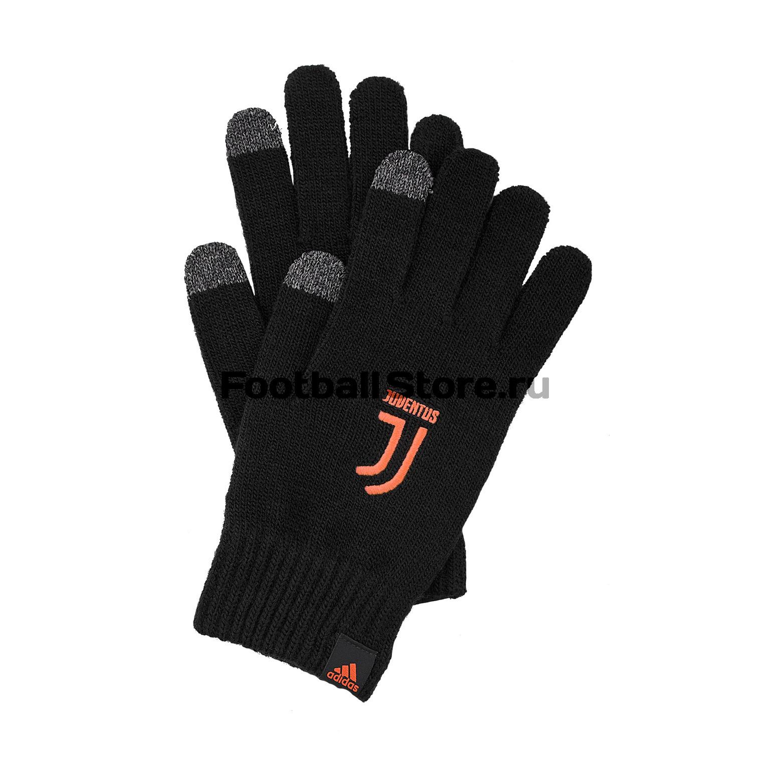 Перчатки тренировочные Adidas Juventus DY7519
