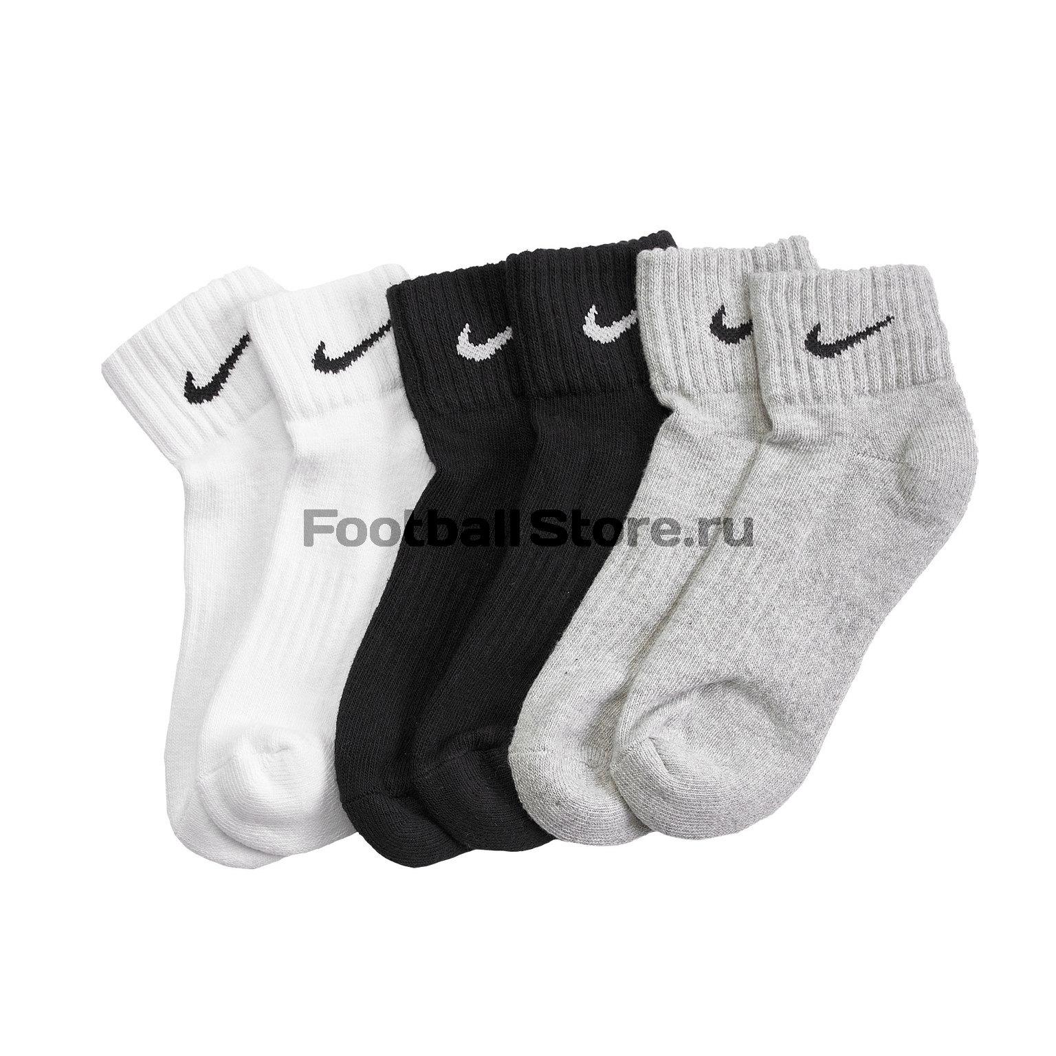 Комплект носков (3 пары) Nike SX4926-901 цена