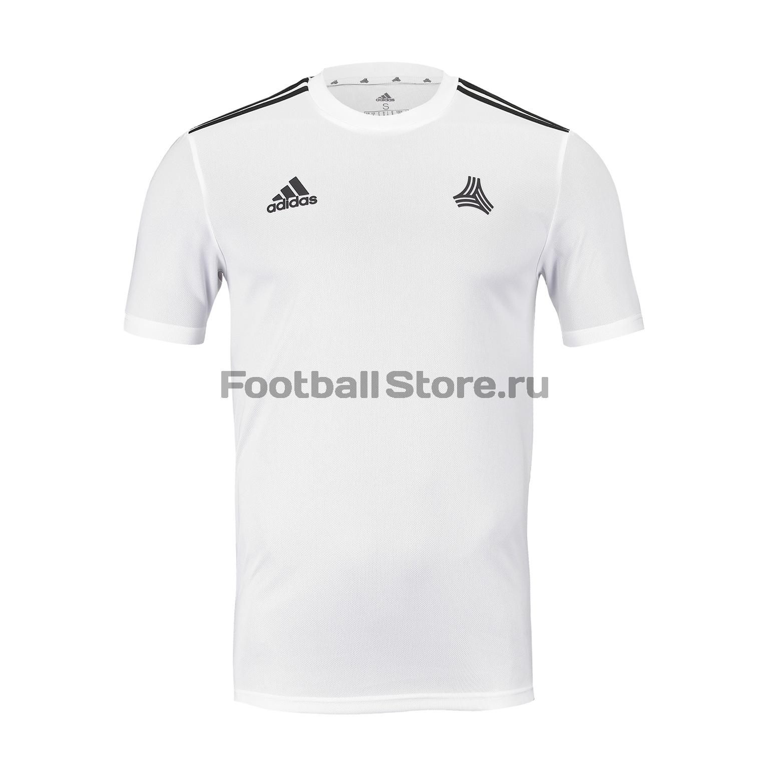 цена Футболка тренировочная Adidas Tan DZ9589 онлайн в 2017 году