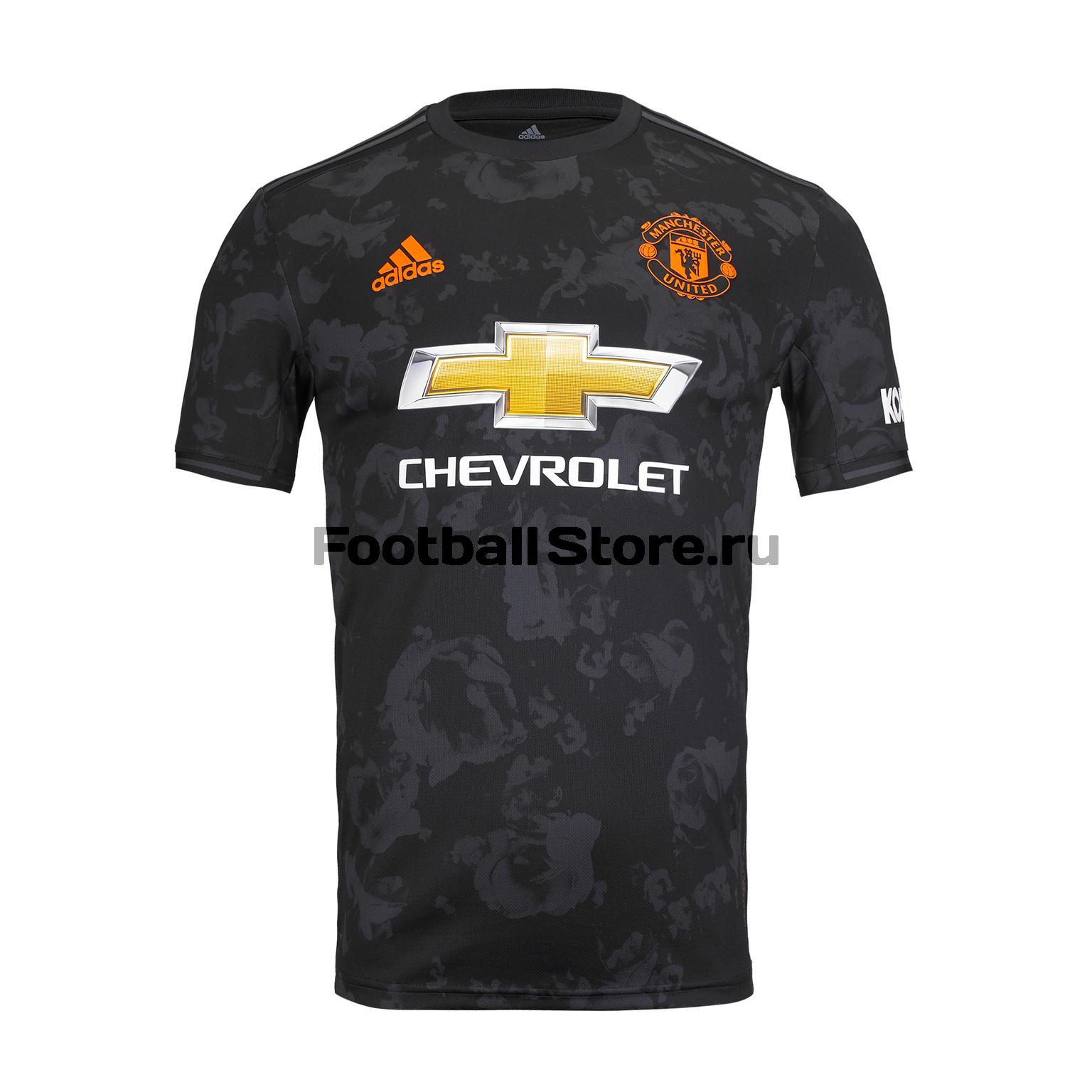 Футболка игровая резервная Adidas Manchester United 2019/20