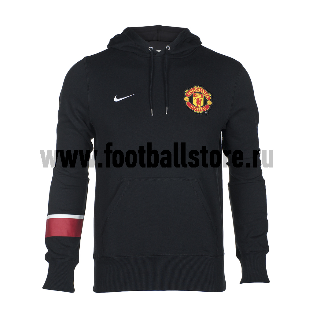 Manchester United Nike Толстовка Nike Man Utd Core Hoodie 478165-010