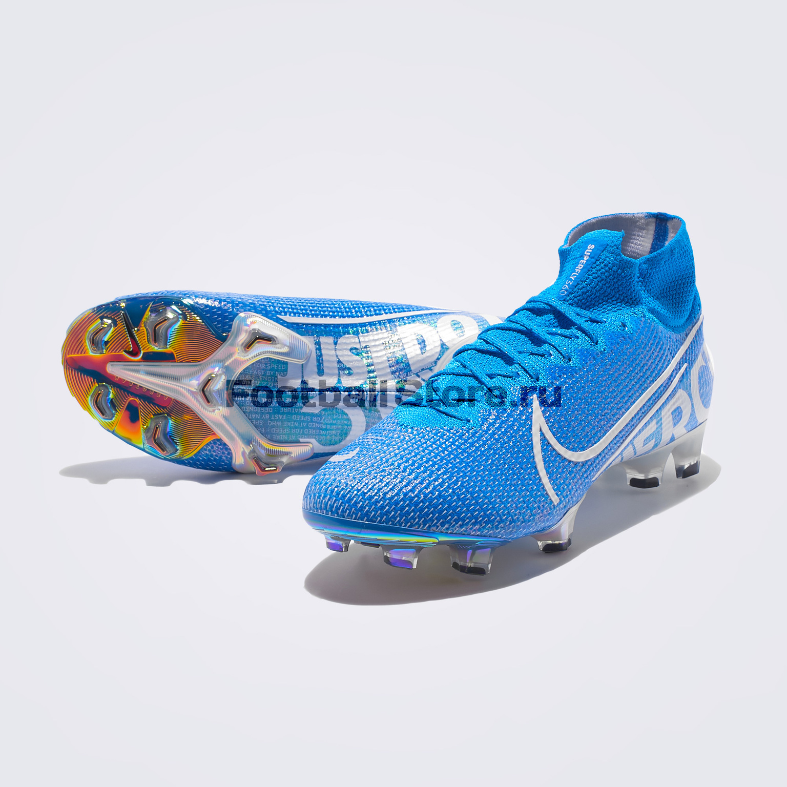 Бутсы Nike Superfly 7 Elite FG AQ4174-414 бутсы nike superfly 6 elite fg ah7365 400
