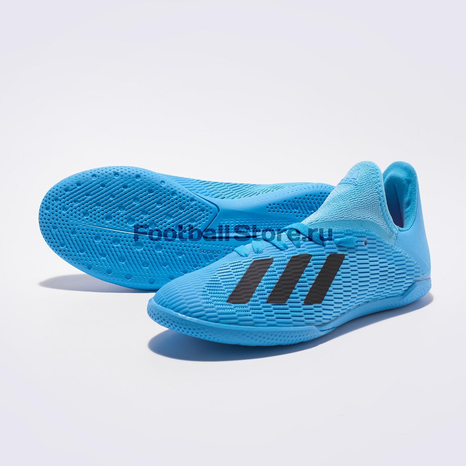 Футзалки детские Adidas X 19.3 IN F35354
