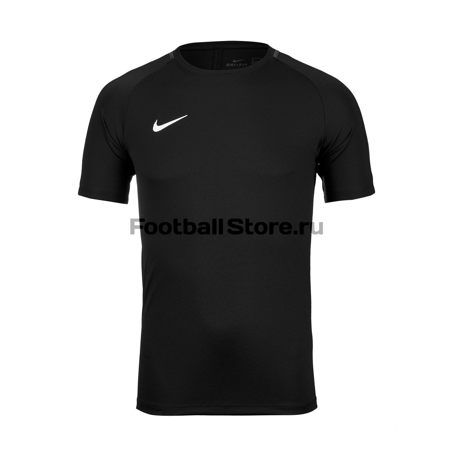 Футболка тренировочная подростковая Nike Academy18 893750-010