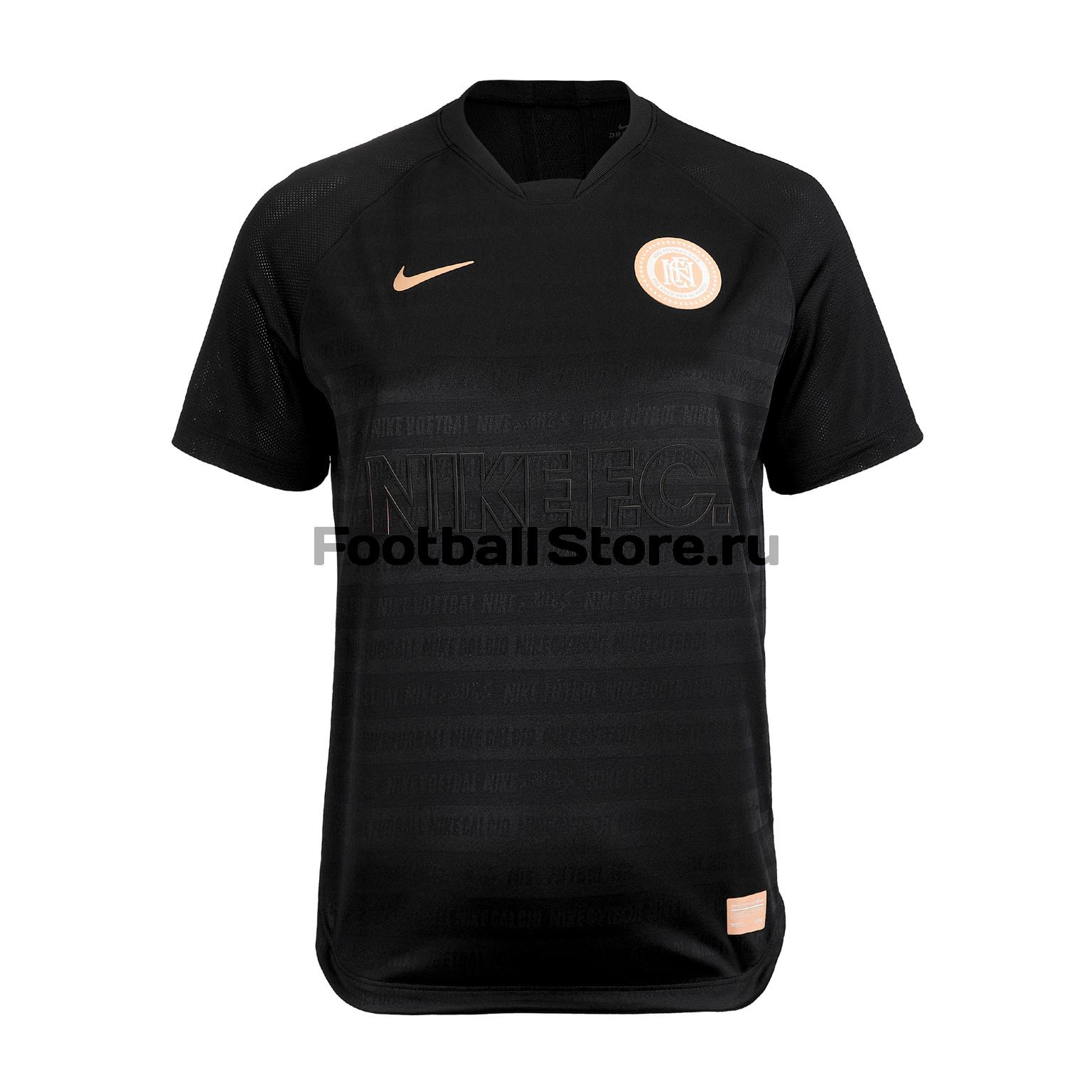Футболка женская Nike F.C. CD9152-010