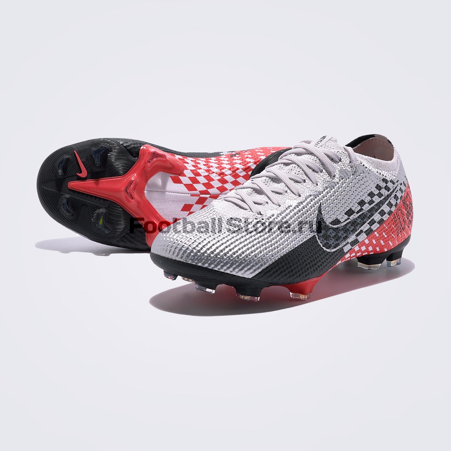 Бутсы детские Nike Vapor 13 Elite Neymar FG AT8035-006