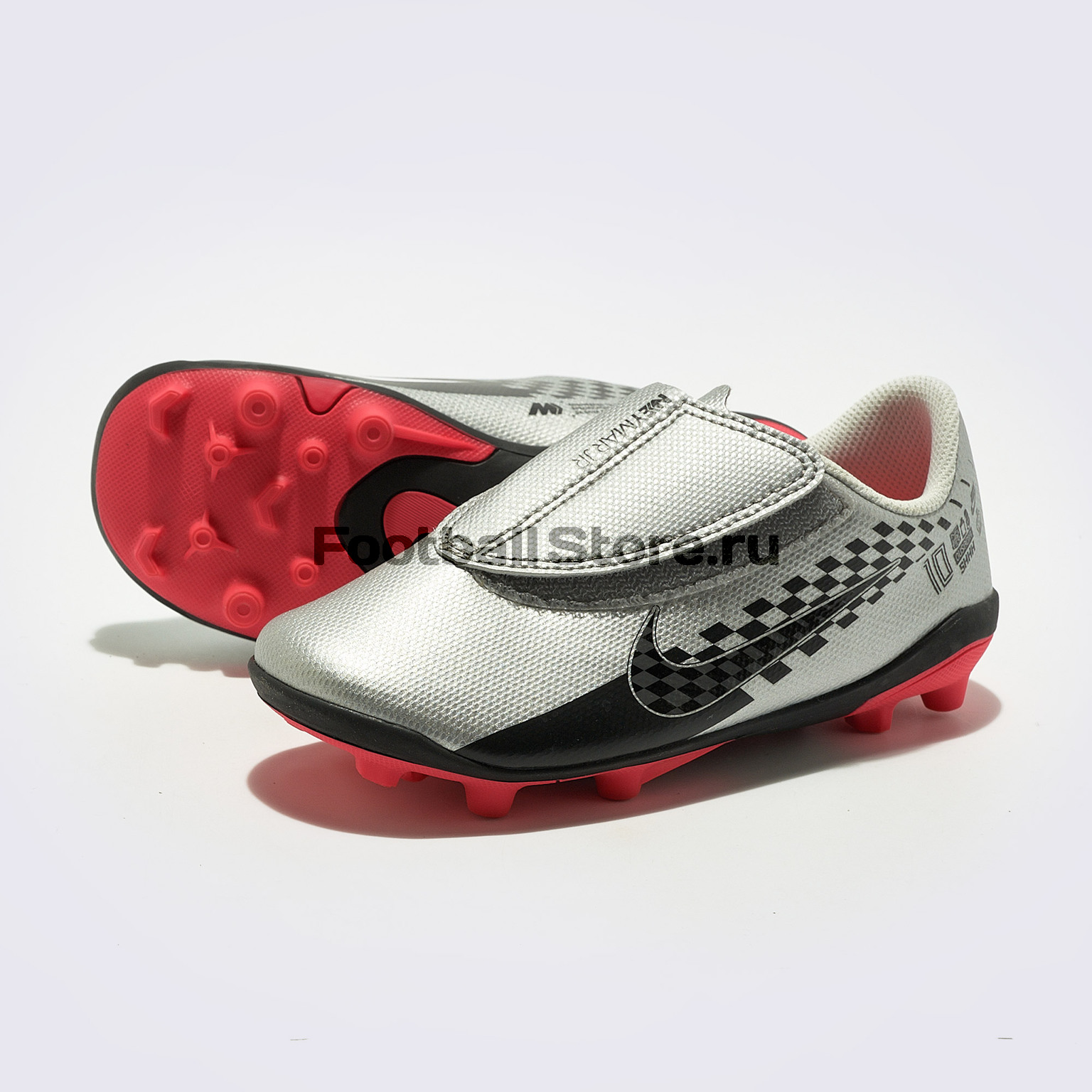 Бутсы детские Nike Vapor 13 Club Neymar MG PS (V) AT8164-006