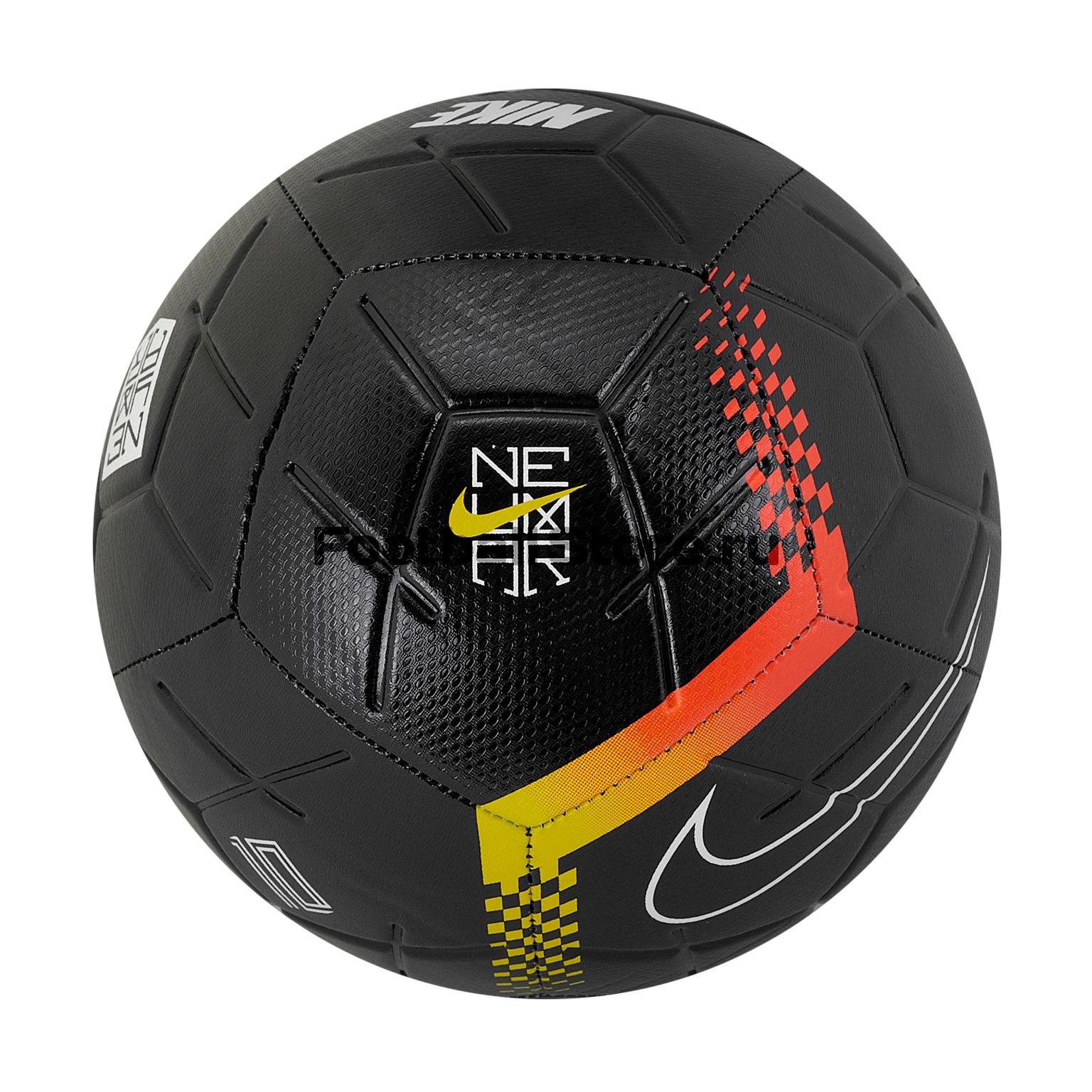 Фото - Футбольный мяч Nike Neymar Strike SC3772-010 футбольный мяч nike barcelona strike sc3365 455
