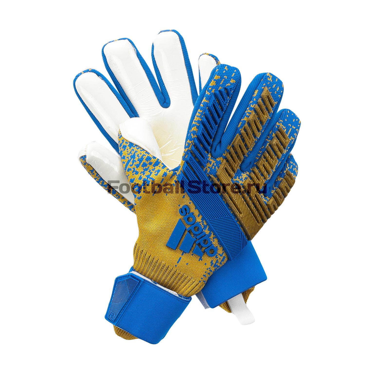 Вратарские перчатки Adidas Predator Pro PC DY2628 цена