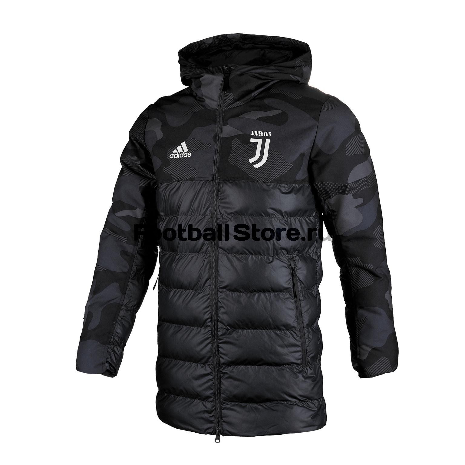 Куртка утепленная Adidas Juventus DX9202